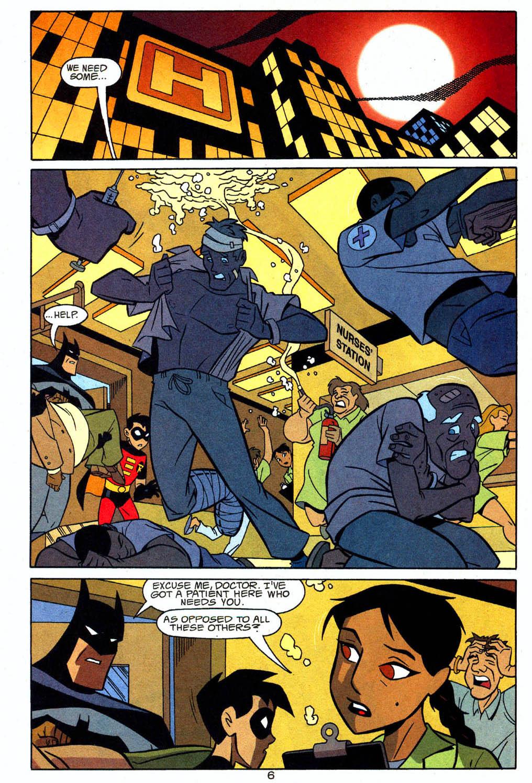 batman gotham adventures issue 32 viewcomic reading. Black Bedroom Furniture Sets. Home Design Ideas