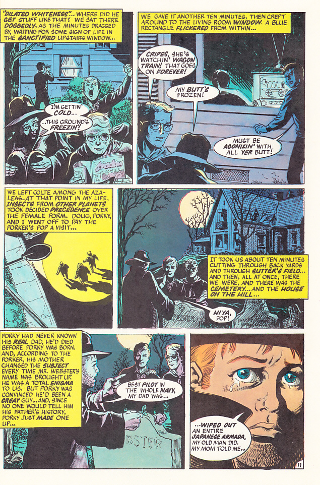 Read online Twisted Tales (1987) comic -  Issue # Full - 14