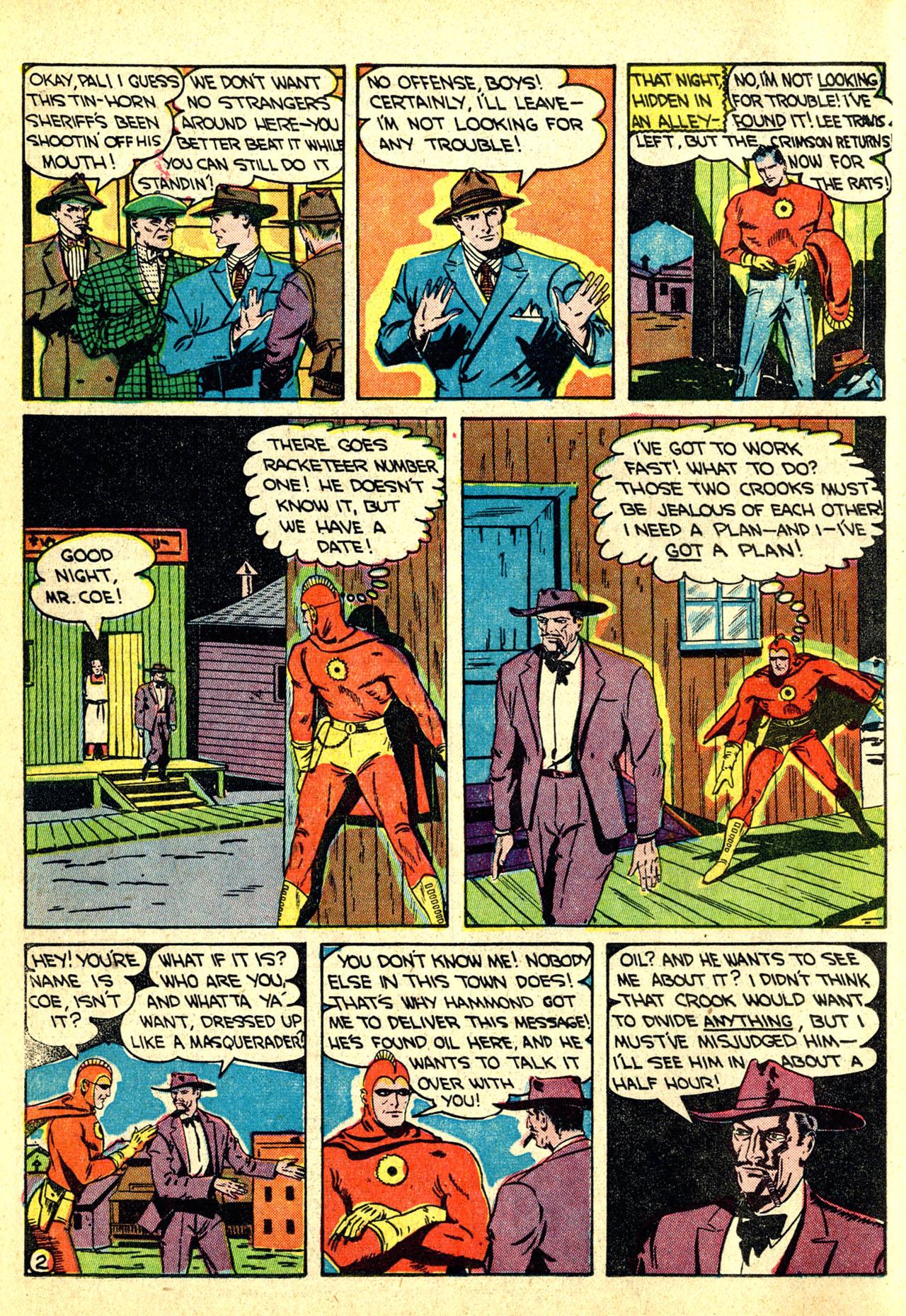 Read online Detective Comics (1937) comic -  Issue #50 - 26