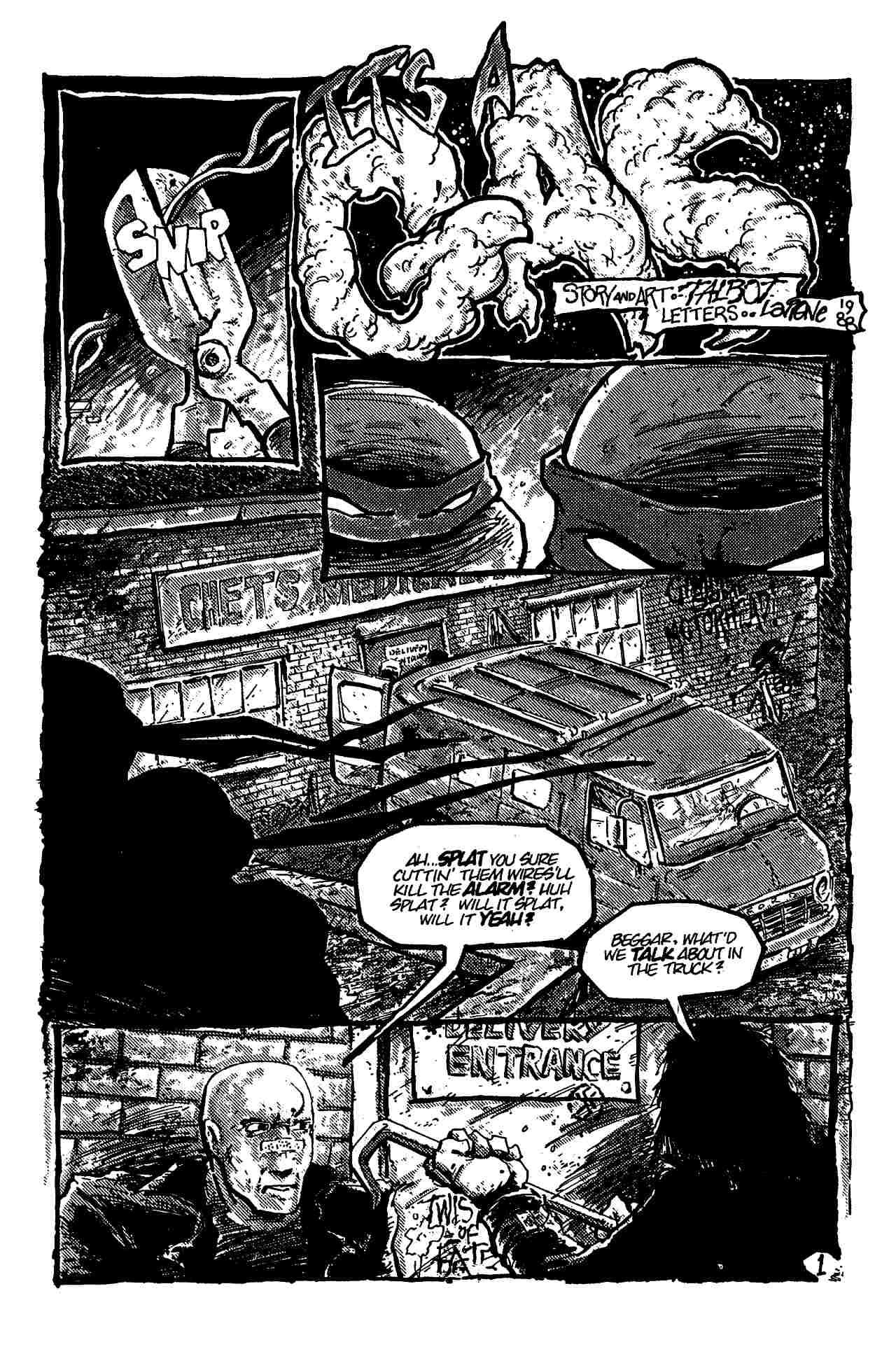 Read online Shell Shock comic -  Issue # Full - 214