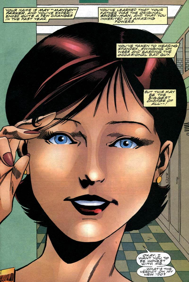 Spider-Girl (1998) Issue #25 #28 - English 4