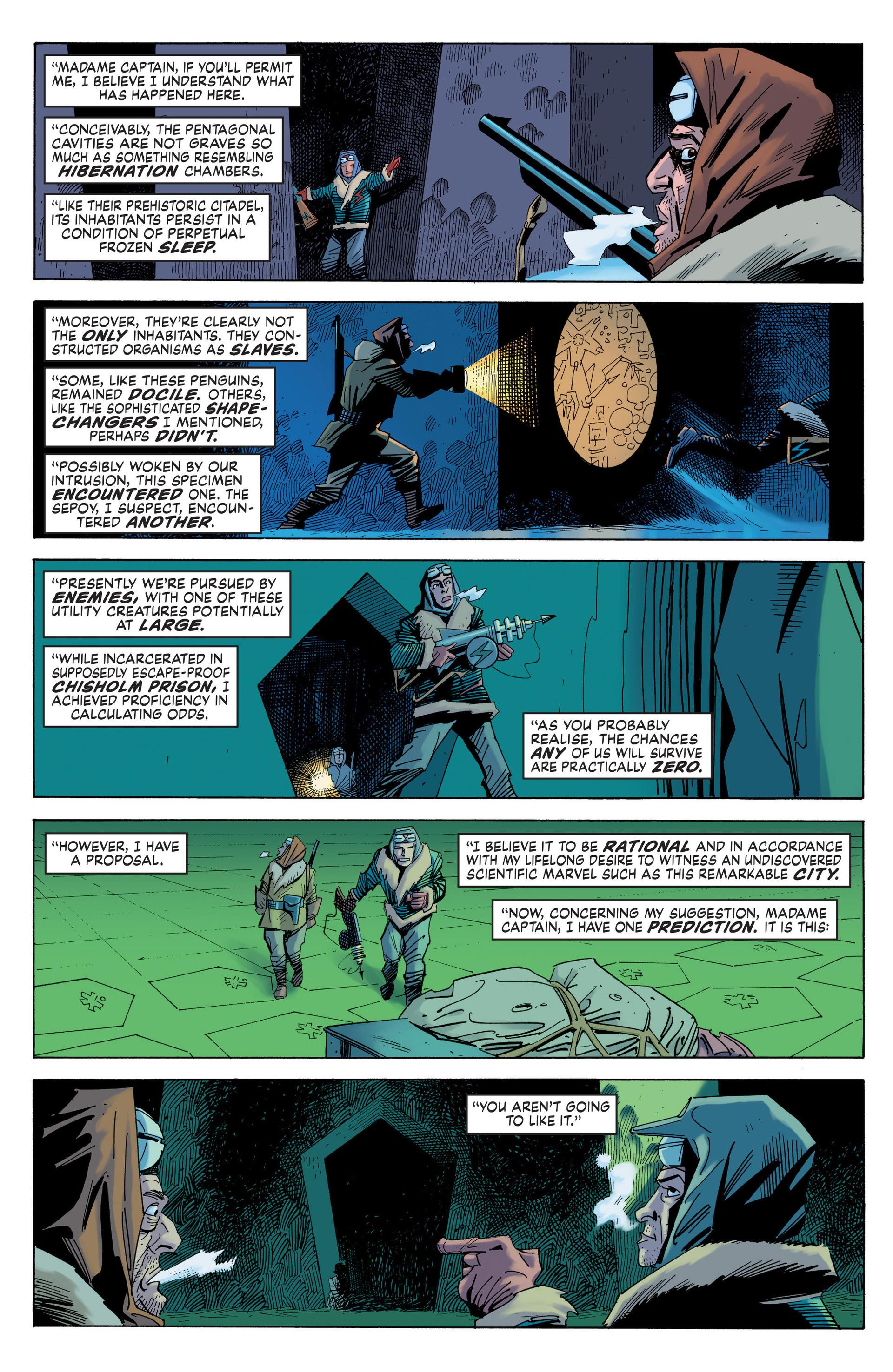 Read online Nemo: Heart of Ice comic -  Issue # Full - 42
