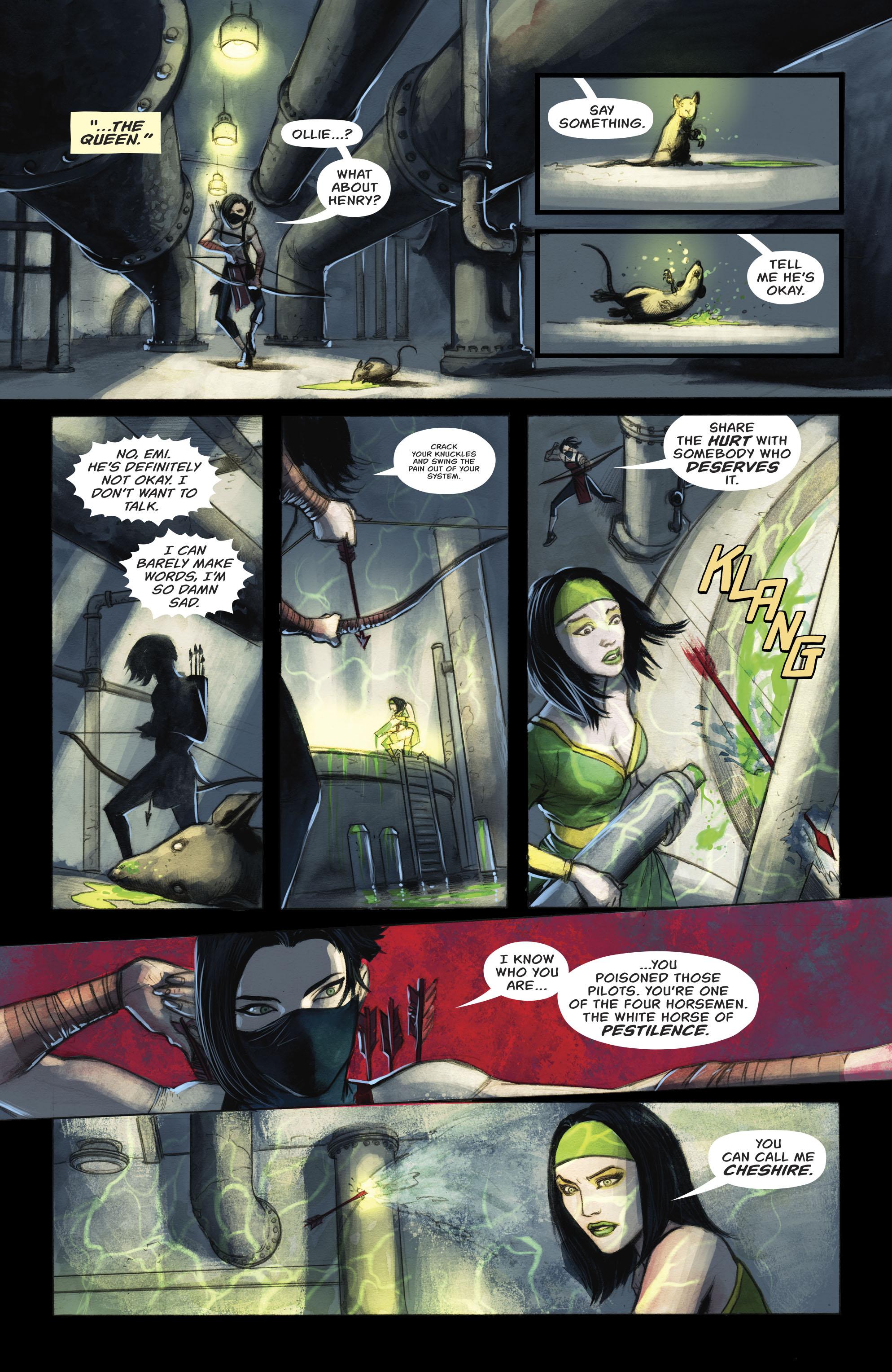 Read online Green Arrow (2016) comic -  Issue #23 - 10