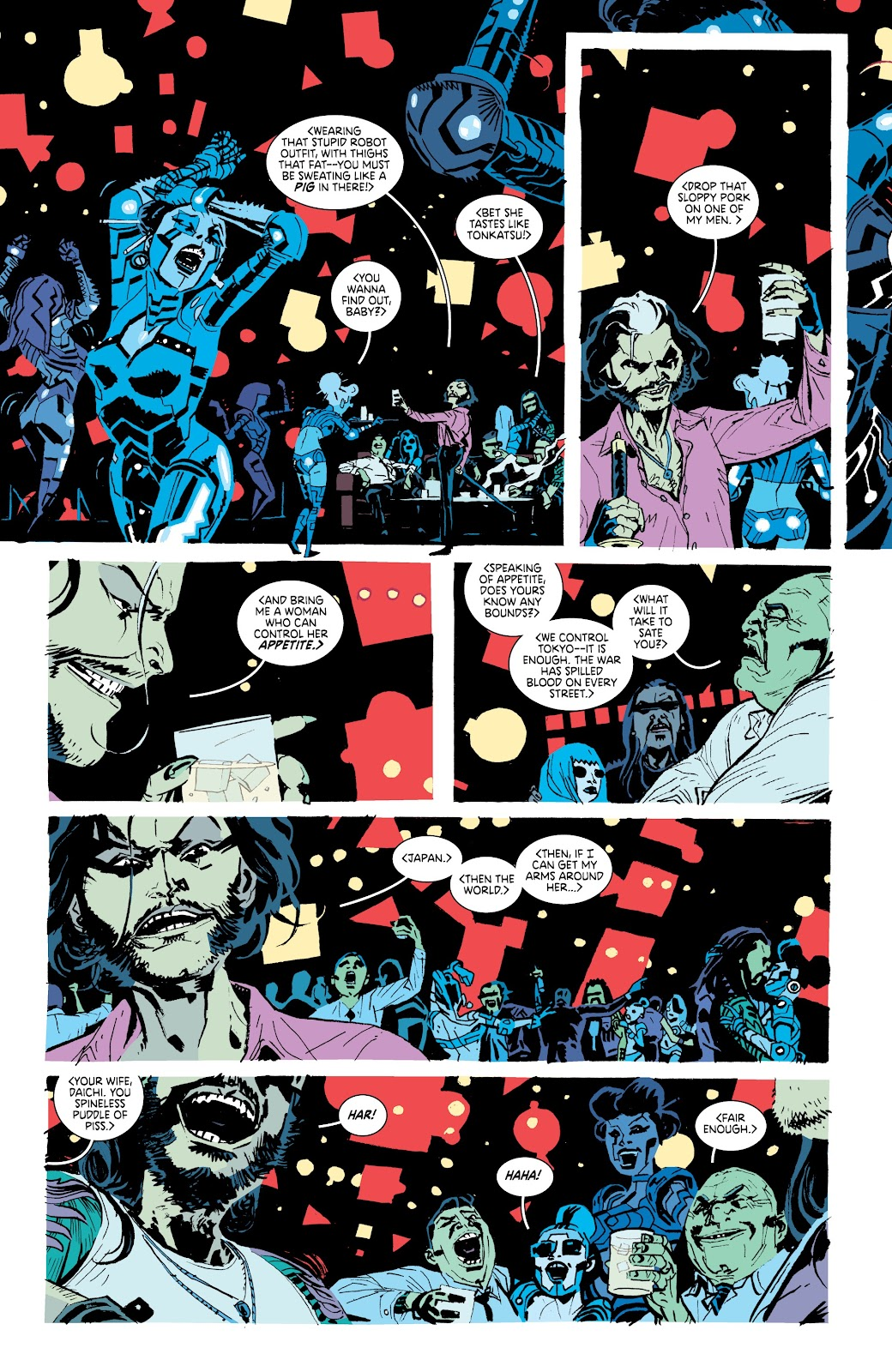Read online Deadly Class comic -  Issue #37 - 10