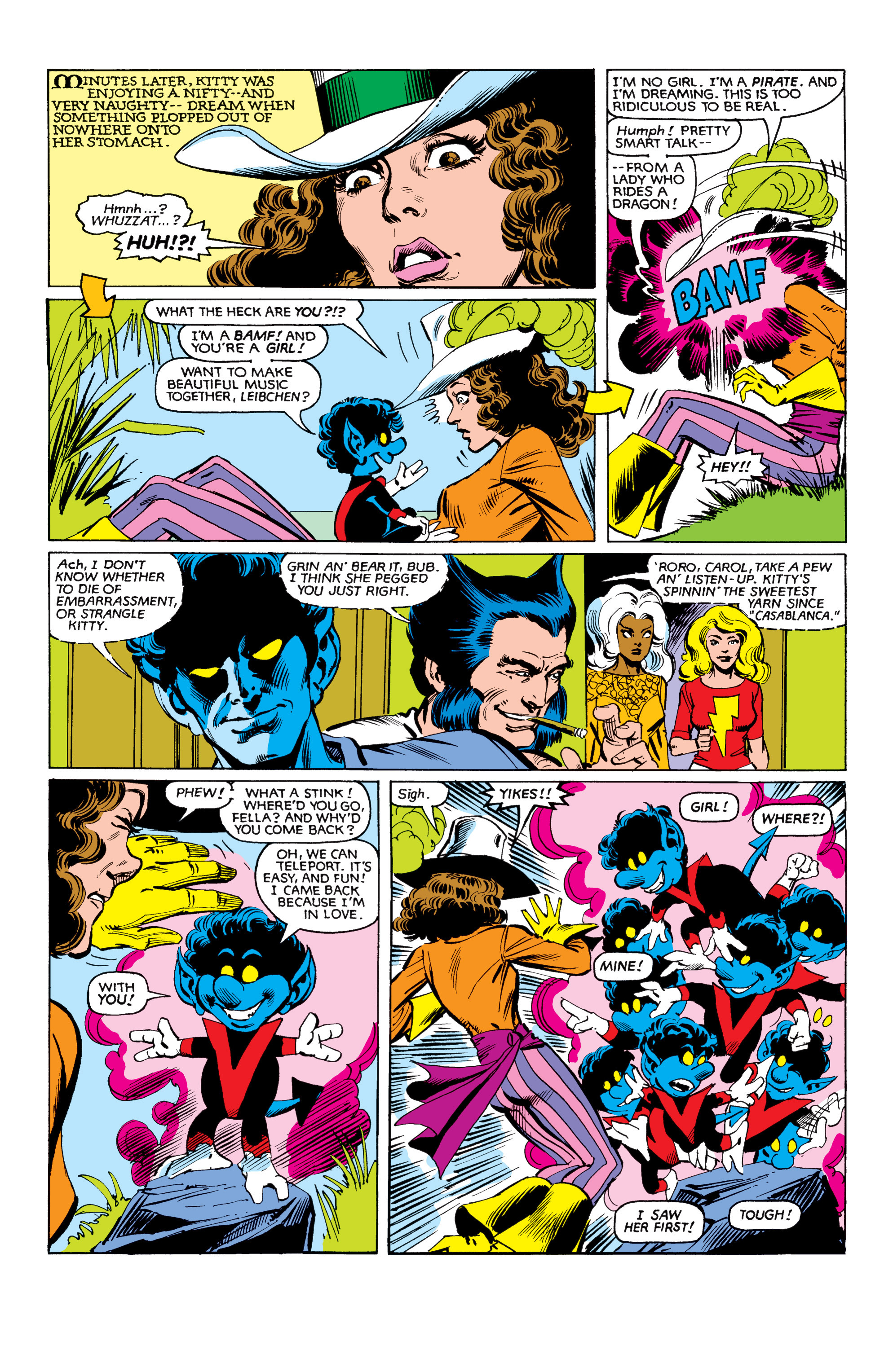 Read online Uncanny X-Men (1963) comic -  Issue #153 - 13
