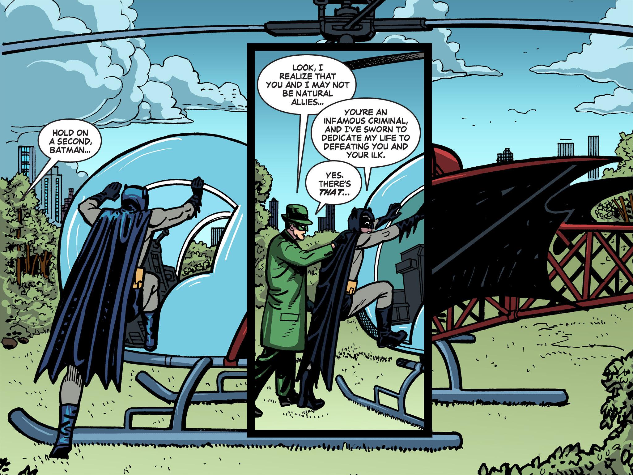 Read online Batman '66 Meets the Green Hornet [II] comic -  Issue #5 - 34