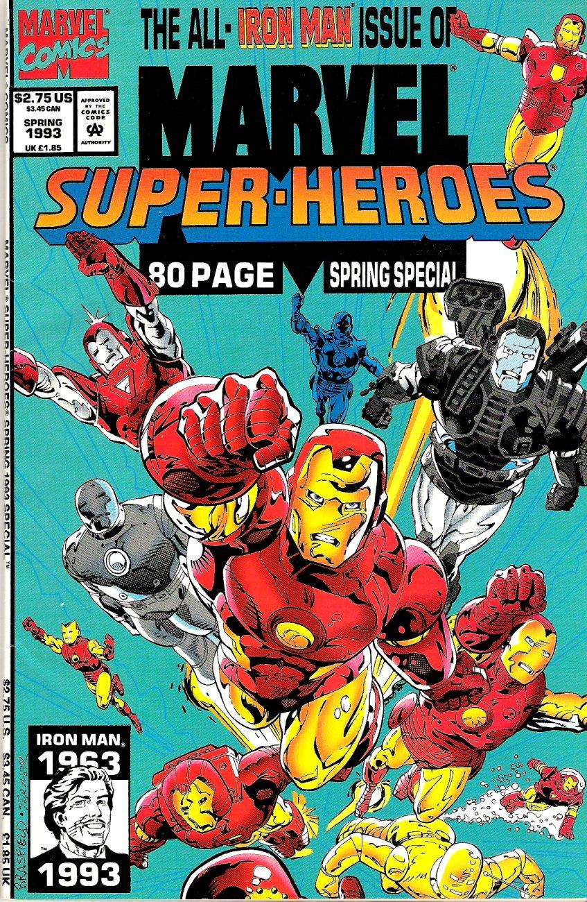 Marvel Super-Heroes (1990) 13 Page 1