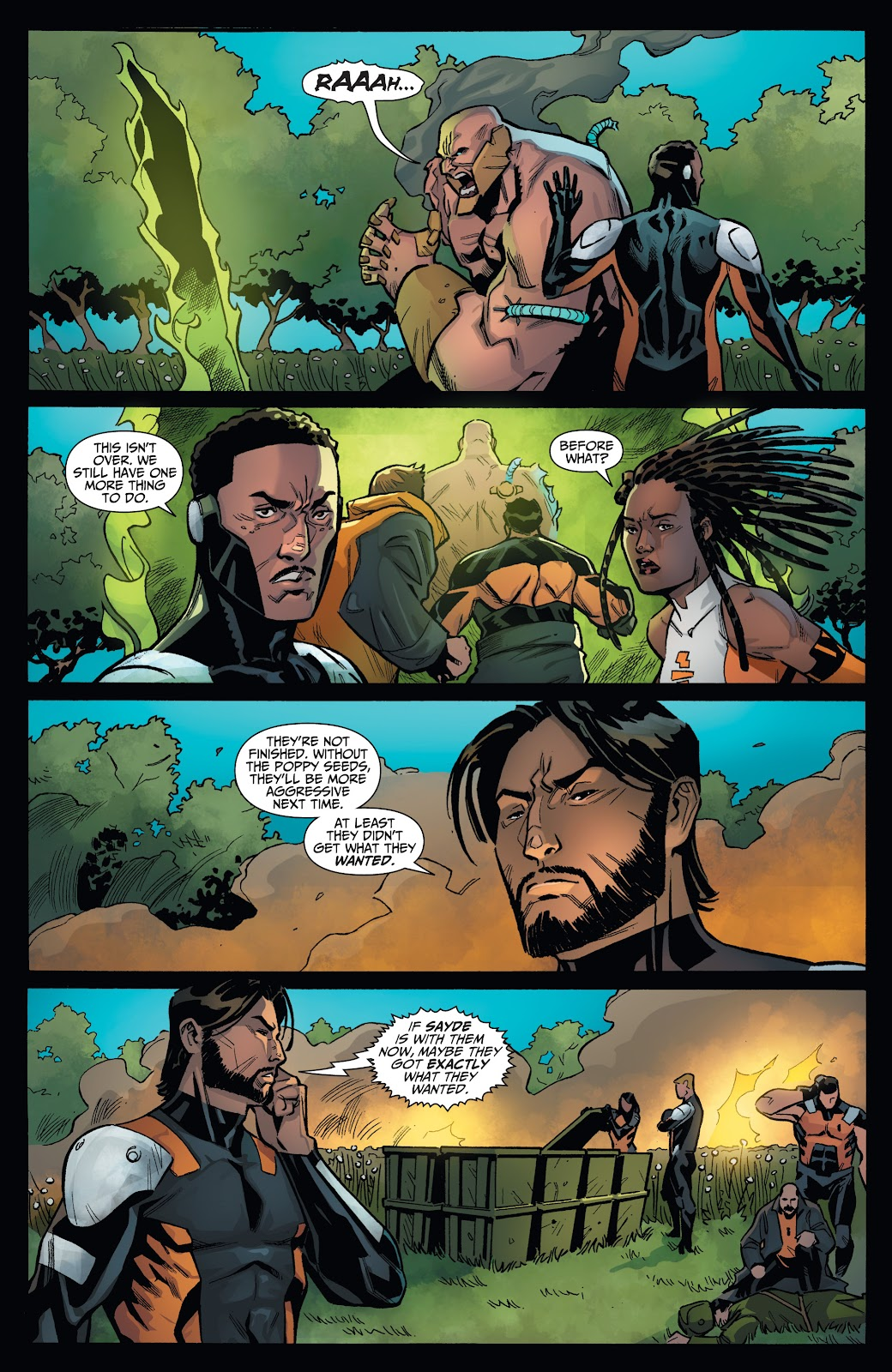 Read online Incidentals comic -  Issue #18 - 15