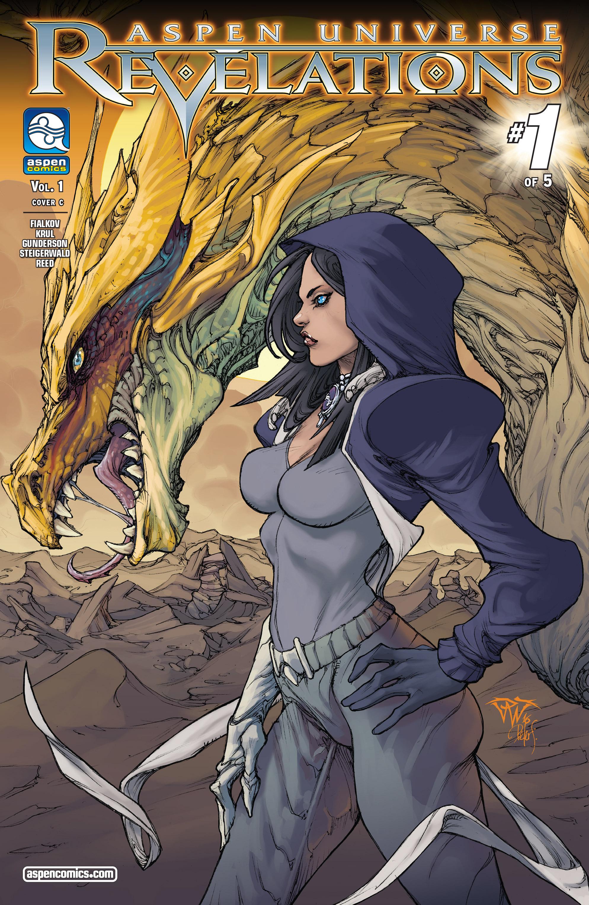 Read online Aspen Universe: Revelations comic -  Issue #1 - 3