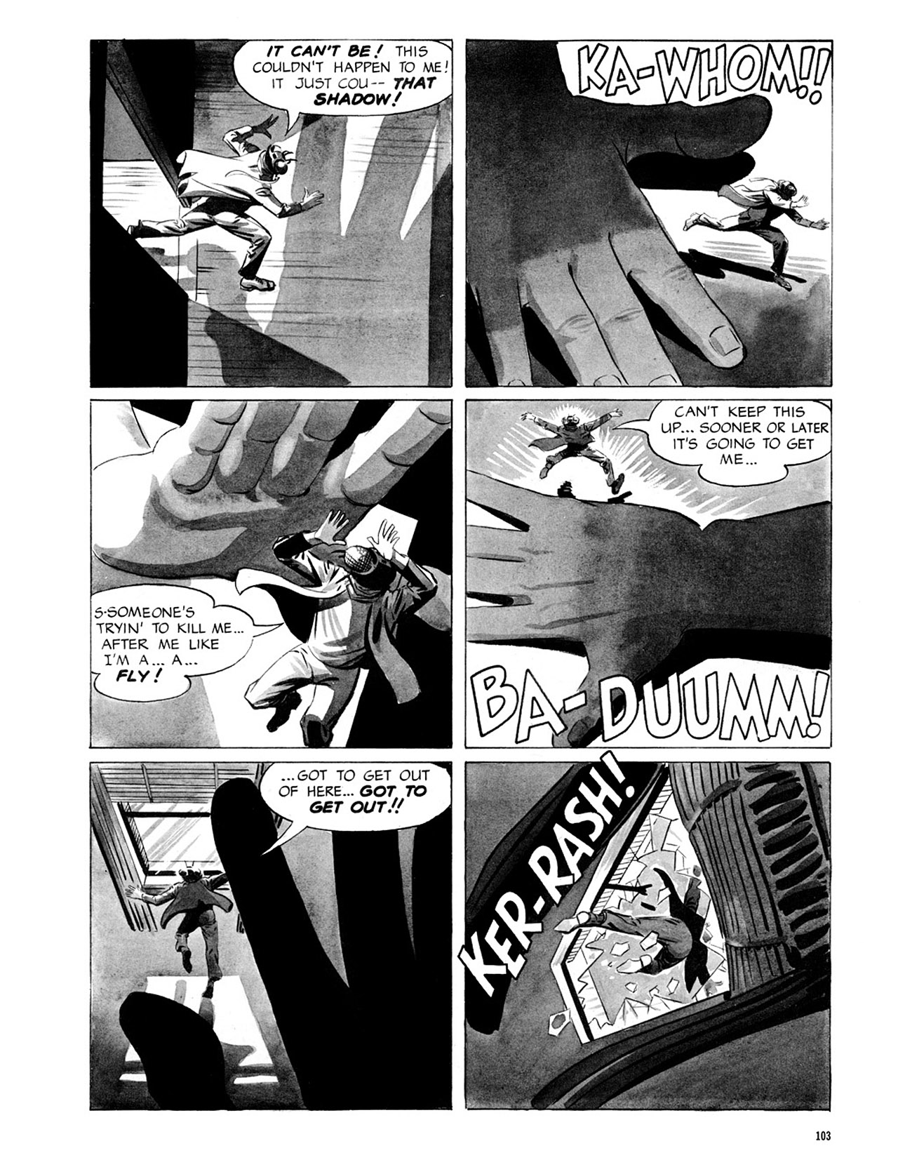 Read online Eerie Archives comic -  Issue # TPB 2 - 104