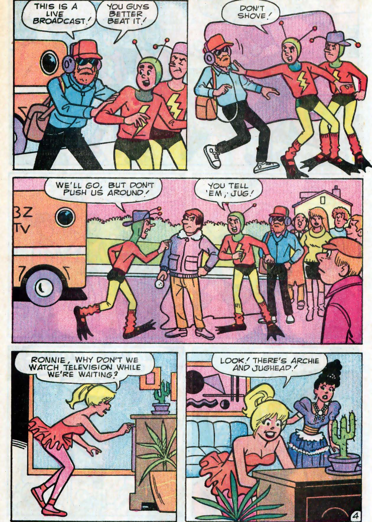 Read online Archie (1960) comic -  Issue #333 - 22
