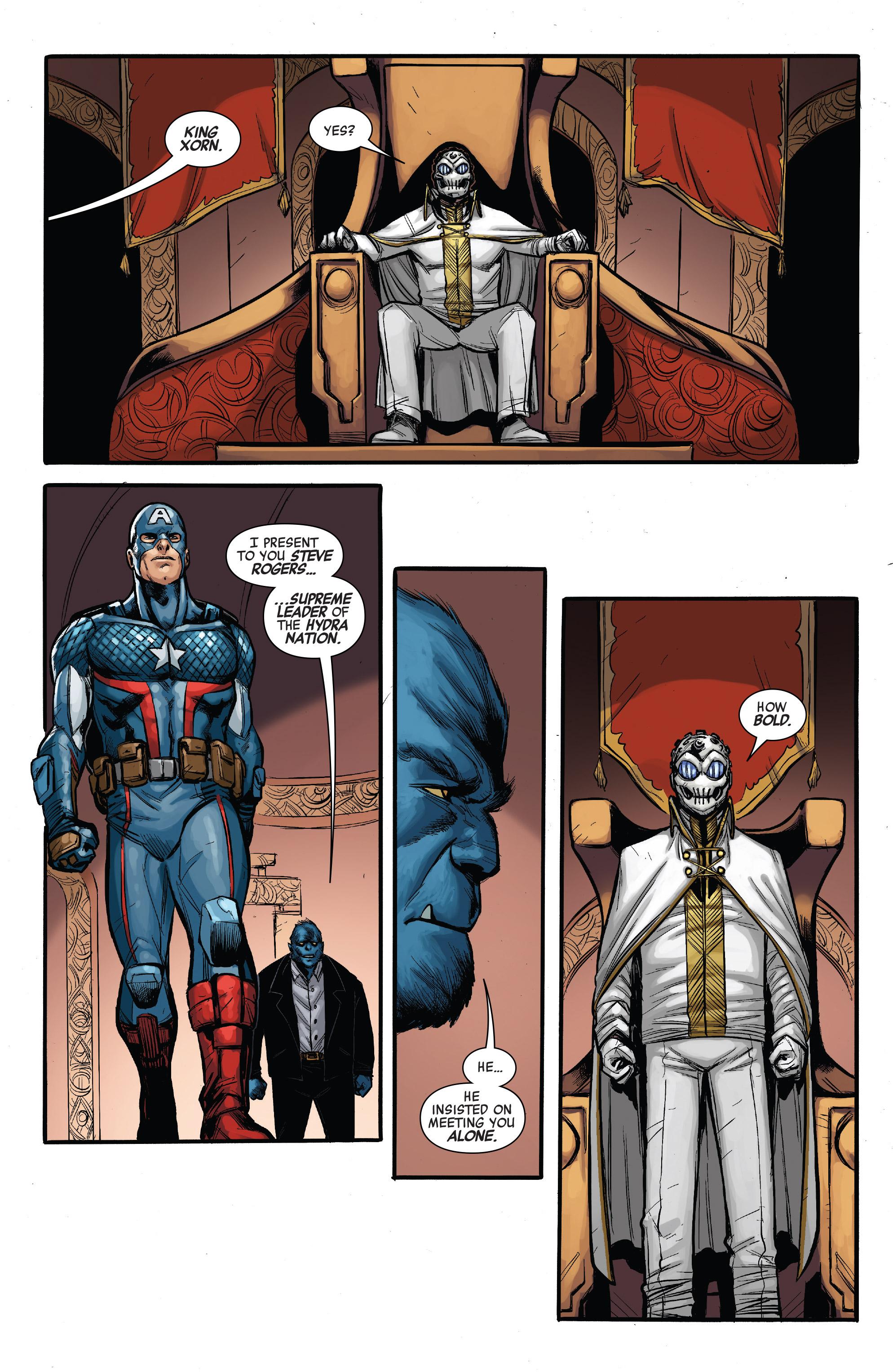 Read online Secret Empire: United comic -  Issue # Full - 25