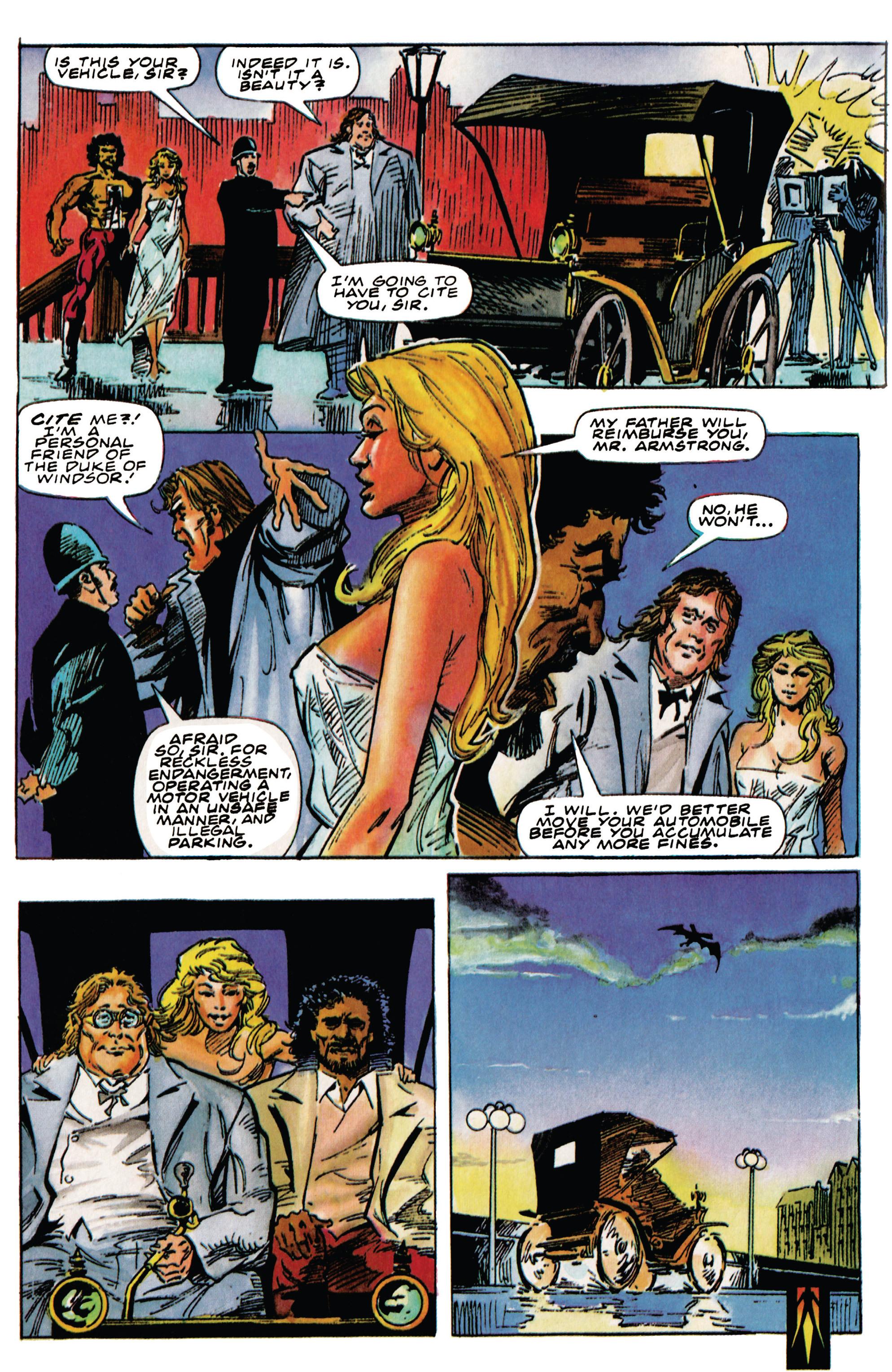 Read online Shadowman (1992) comic -  Issue # _TPB 1 - 44