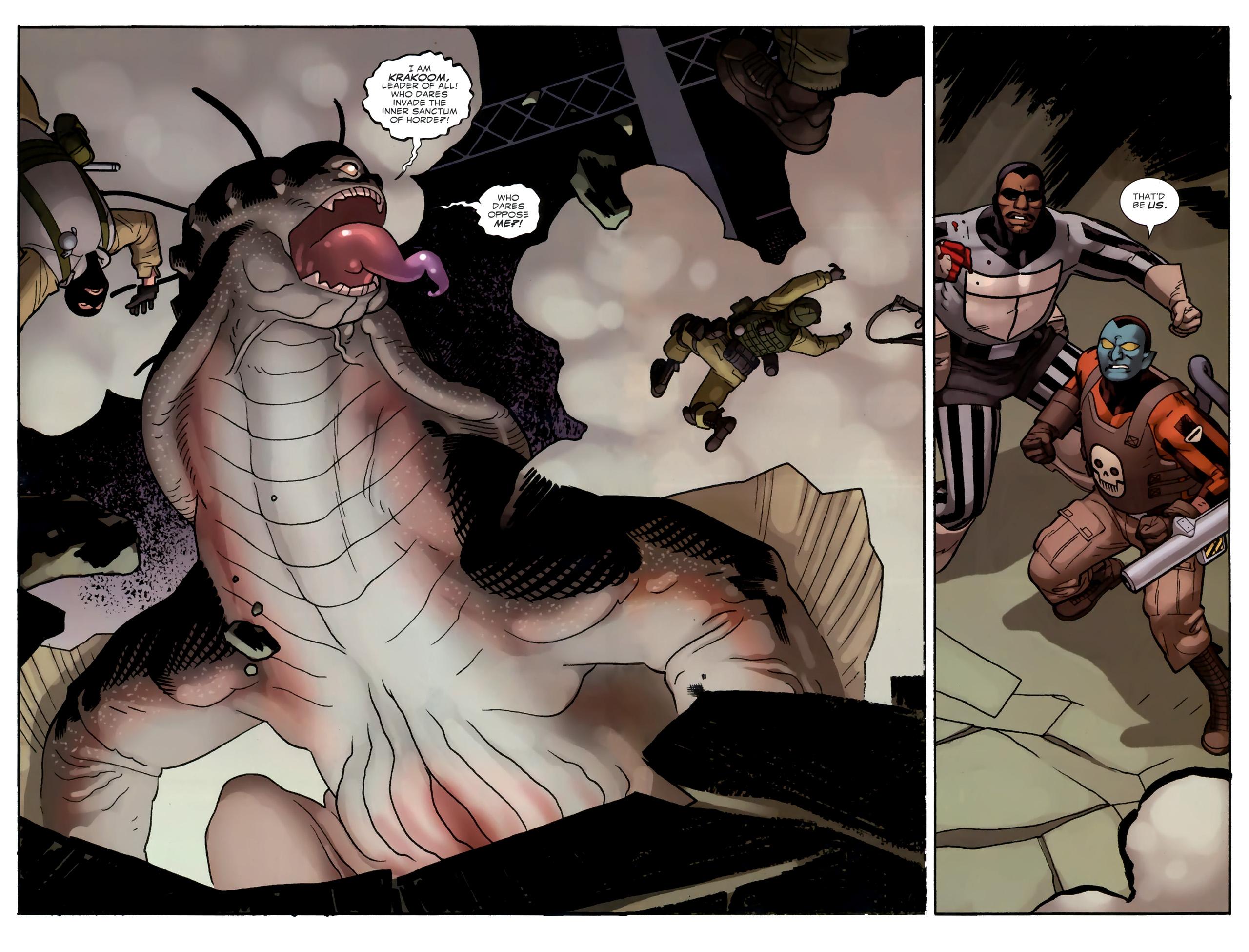 Read online Destroyer comic -  Issue #4 - 12