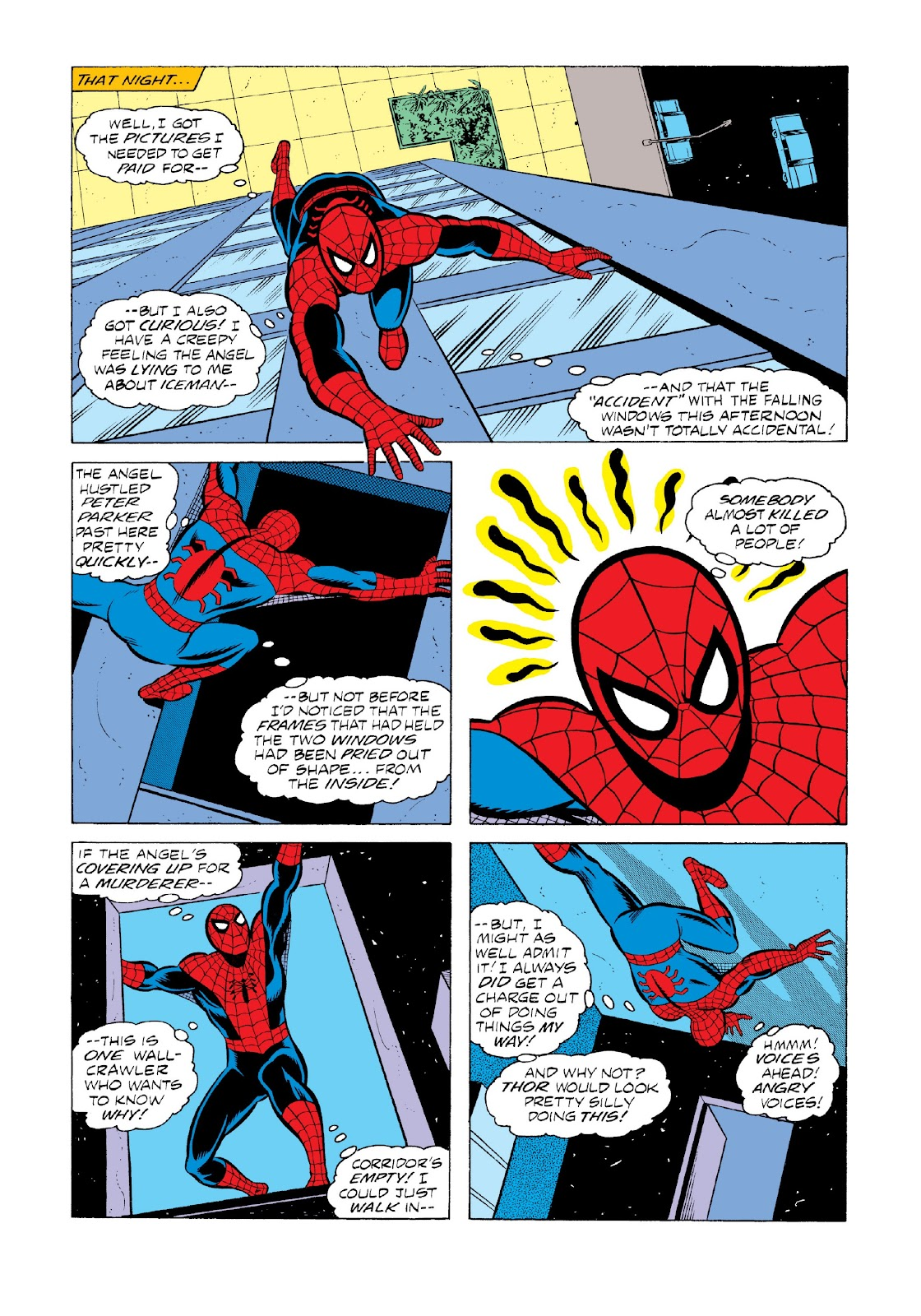 Read online Marvel Masterworks: The Spectacular Spider-Man comic -  Issue # TPB 2 (Part 1) - 36