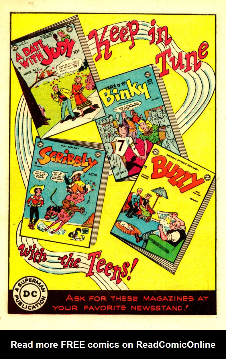 Read online Sensation (Mystery) Comics comic -  Issue #88 - 39