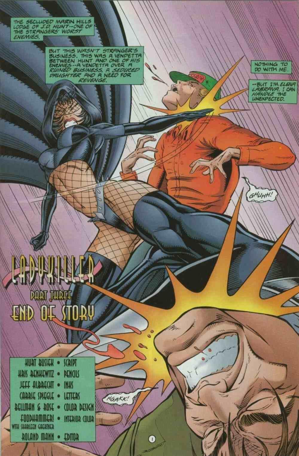 Read online Ultraverse Premiere comic -  Issue #7 - 25