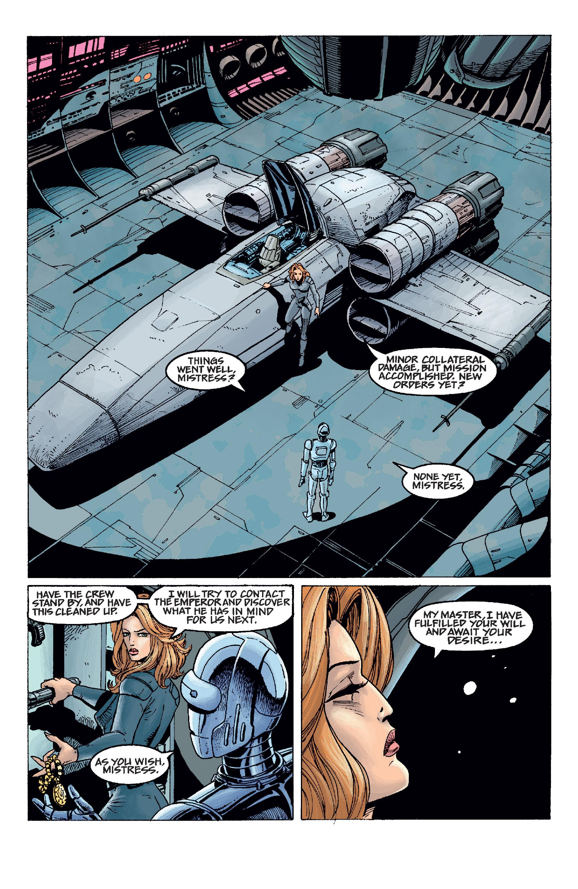 Read online Star Wars Omnibus comic -  Issue # Vol. 11 - 189