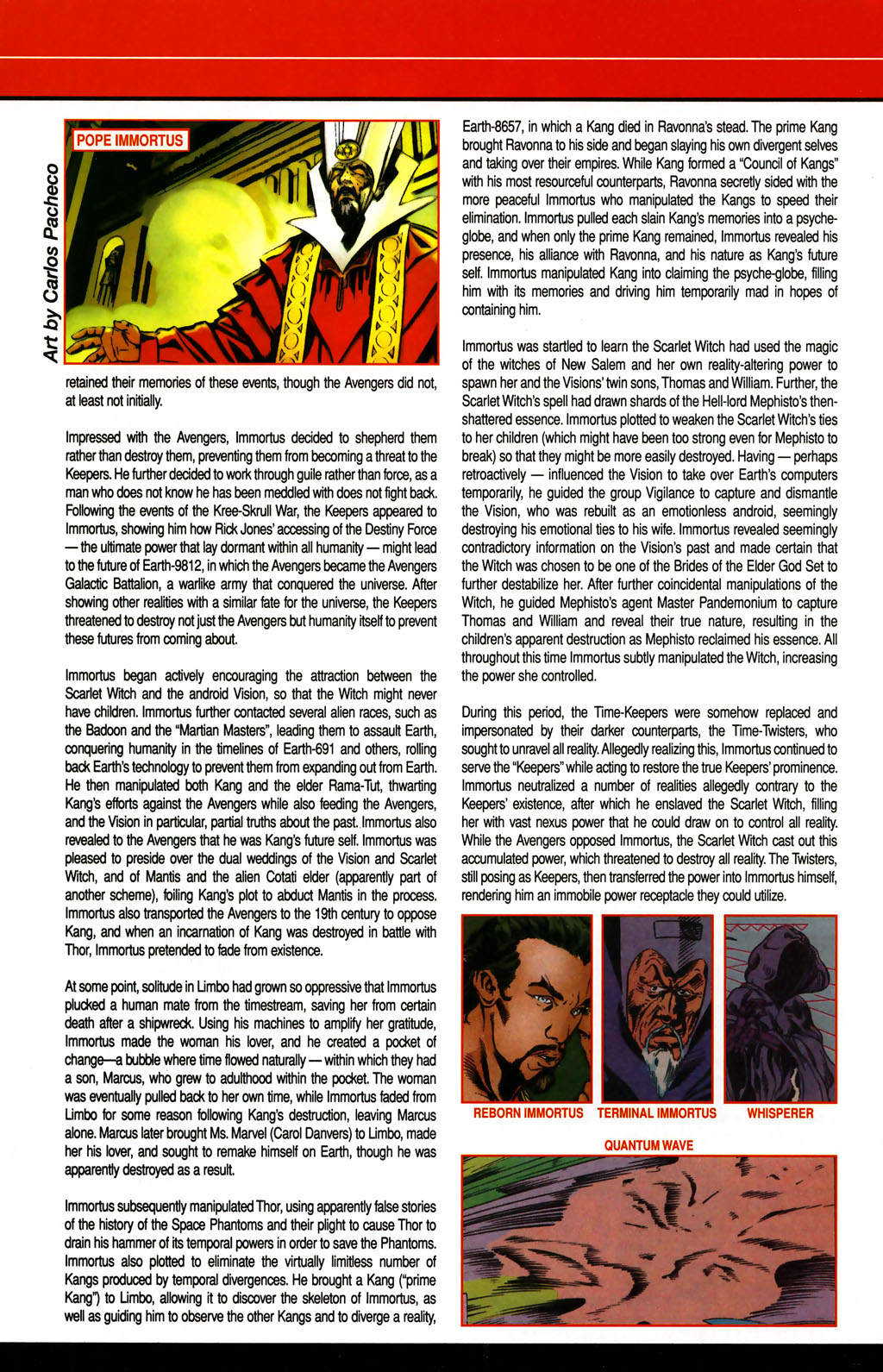 Read online All-New Official Handbook of the Marvel Universe A to Z comic -  Issue #5 - 50