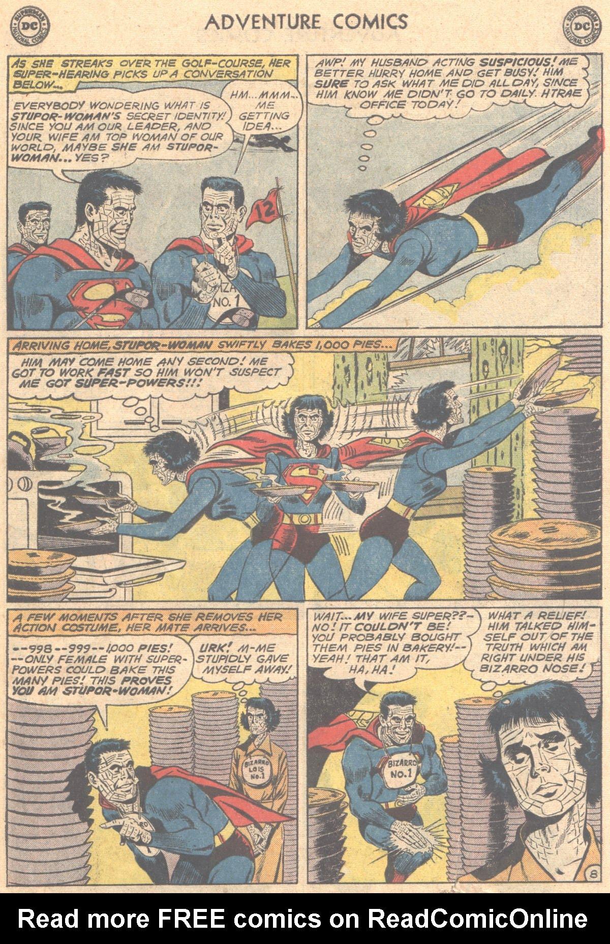 Read online Adventure Comics (1938) comic -  Issue #288 - 27
