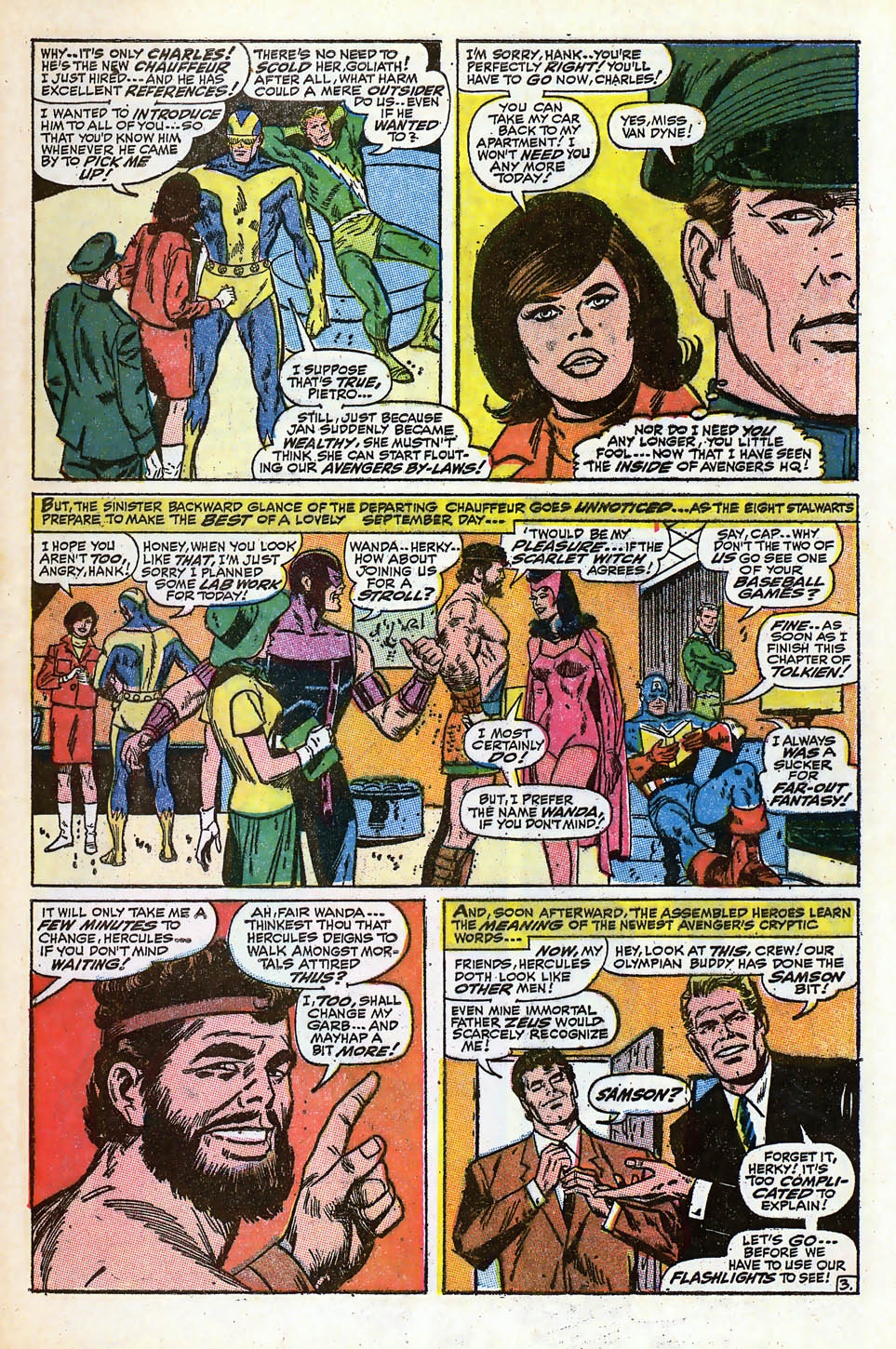 The Avengers (1963) 46 Page 3