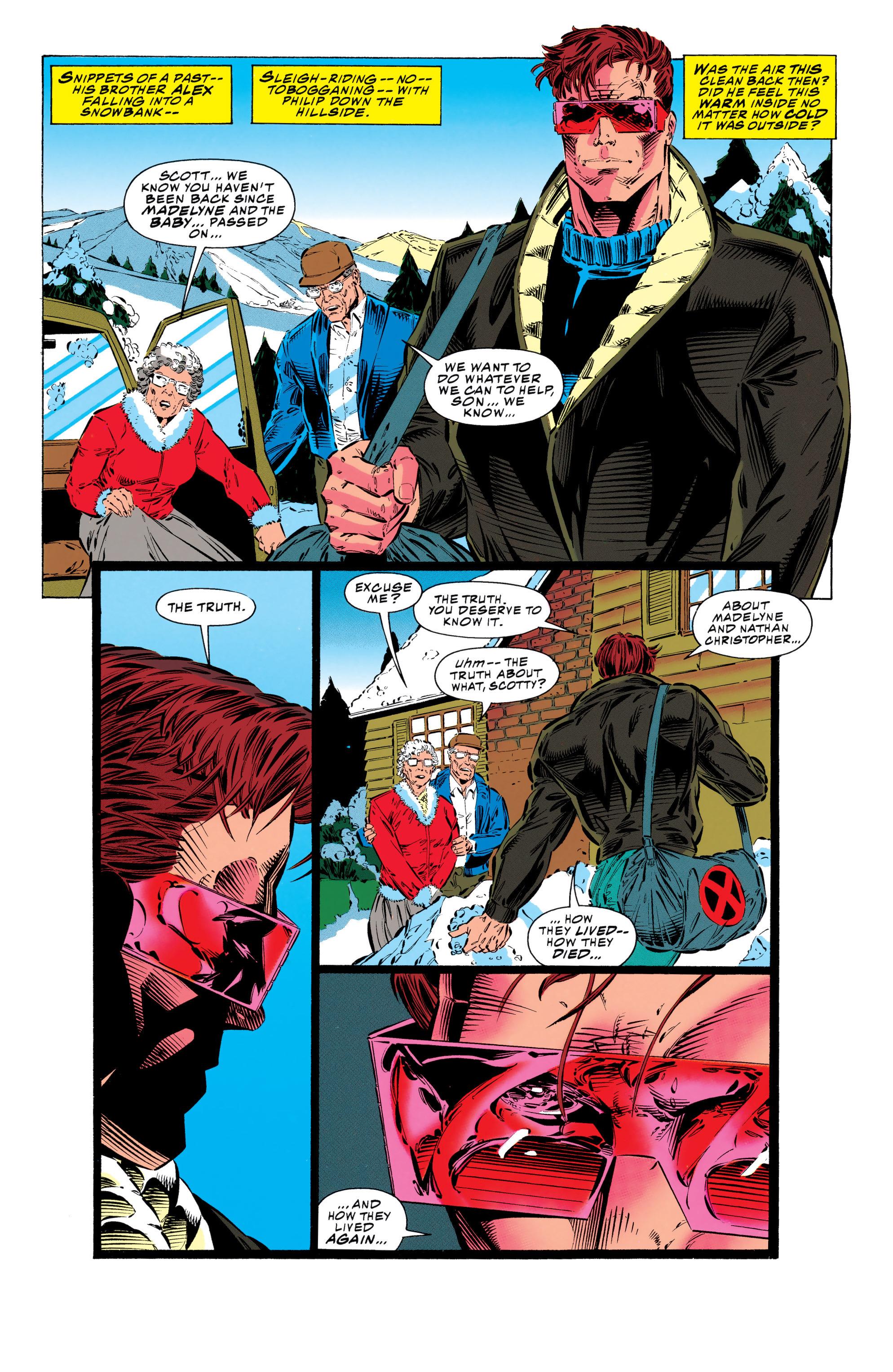 X-Men (1991) 21 Page 7