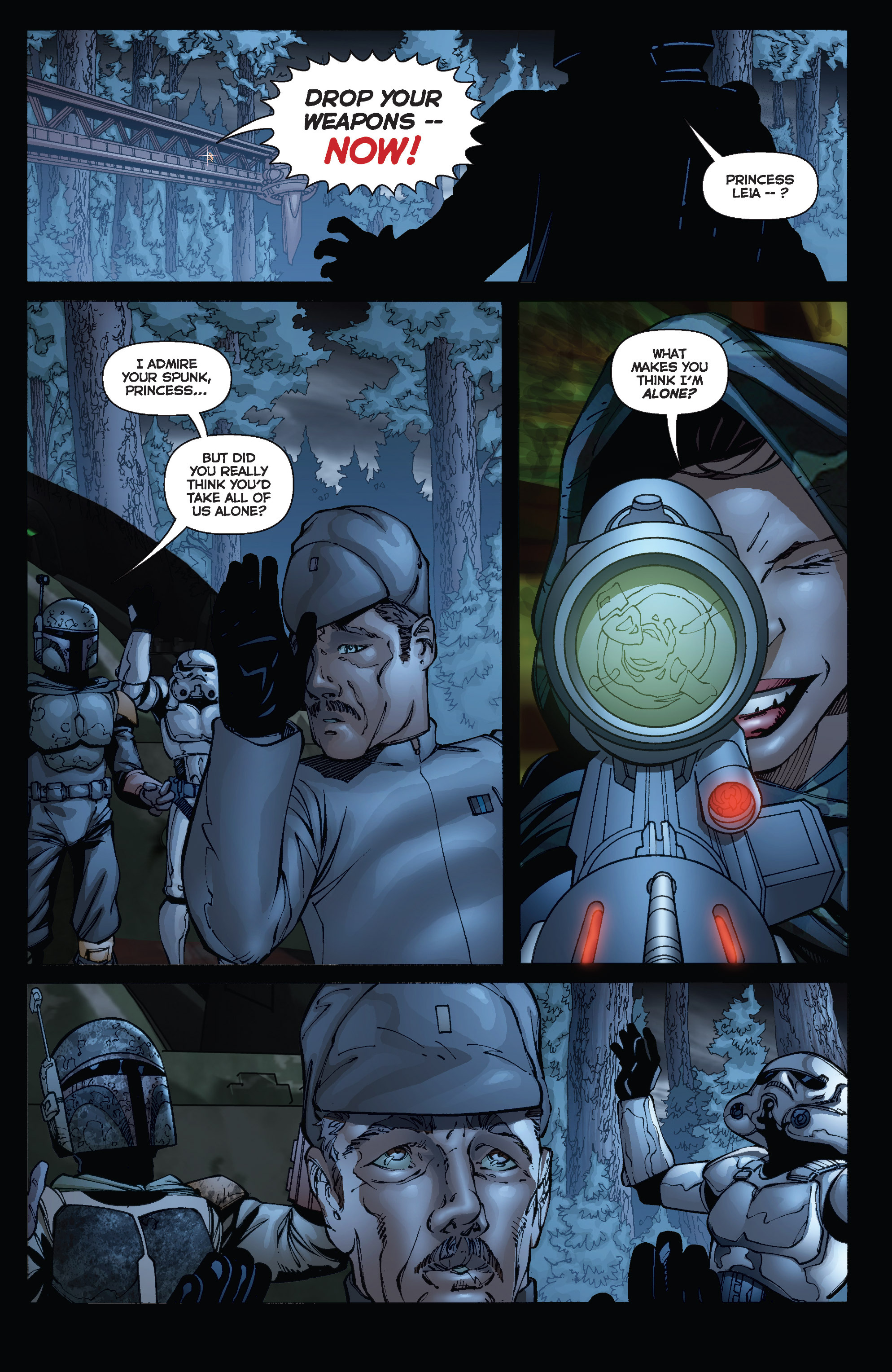 Read online Star Wars Omnibus comic -  Issue # Vol. 27 - 222