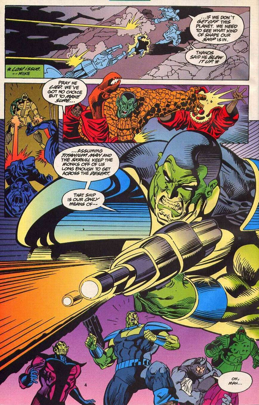 Read online Secret Defenders comic -  Issue #14 - 5