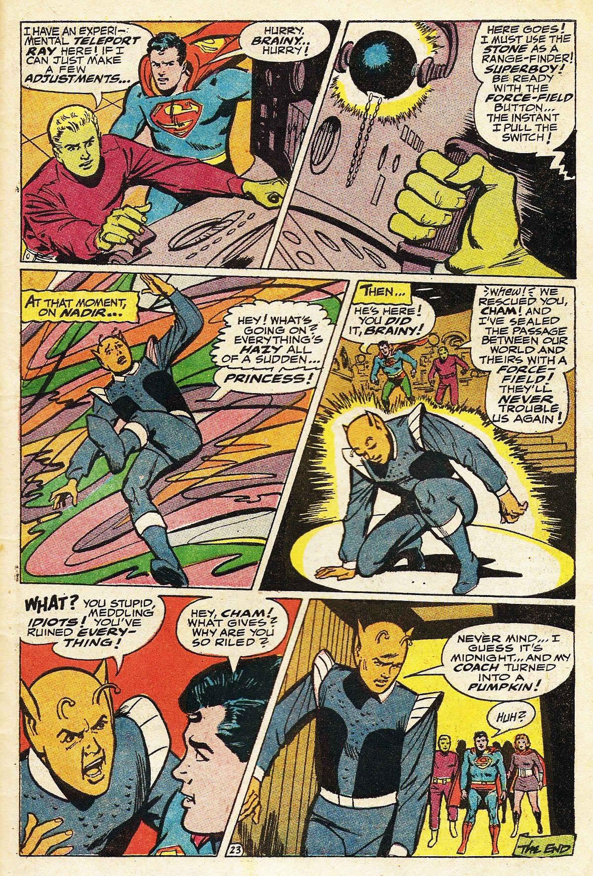Read online Adventure Comics (1938) comic -  Issue #376 - 31