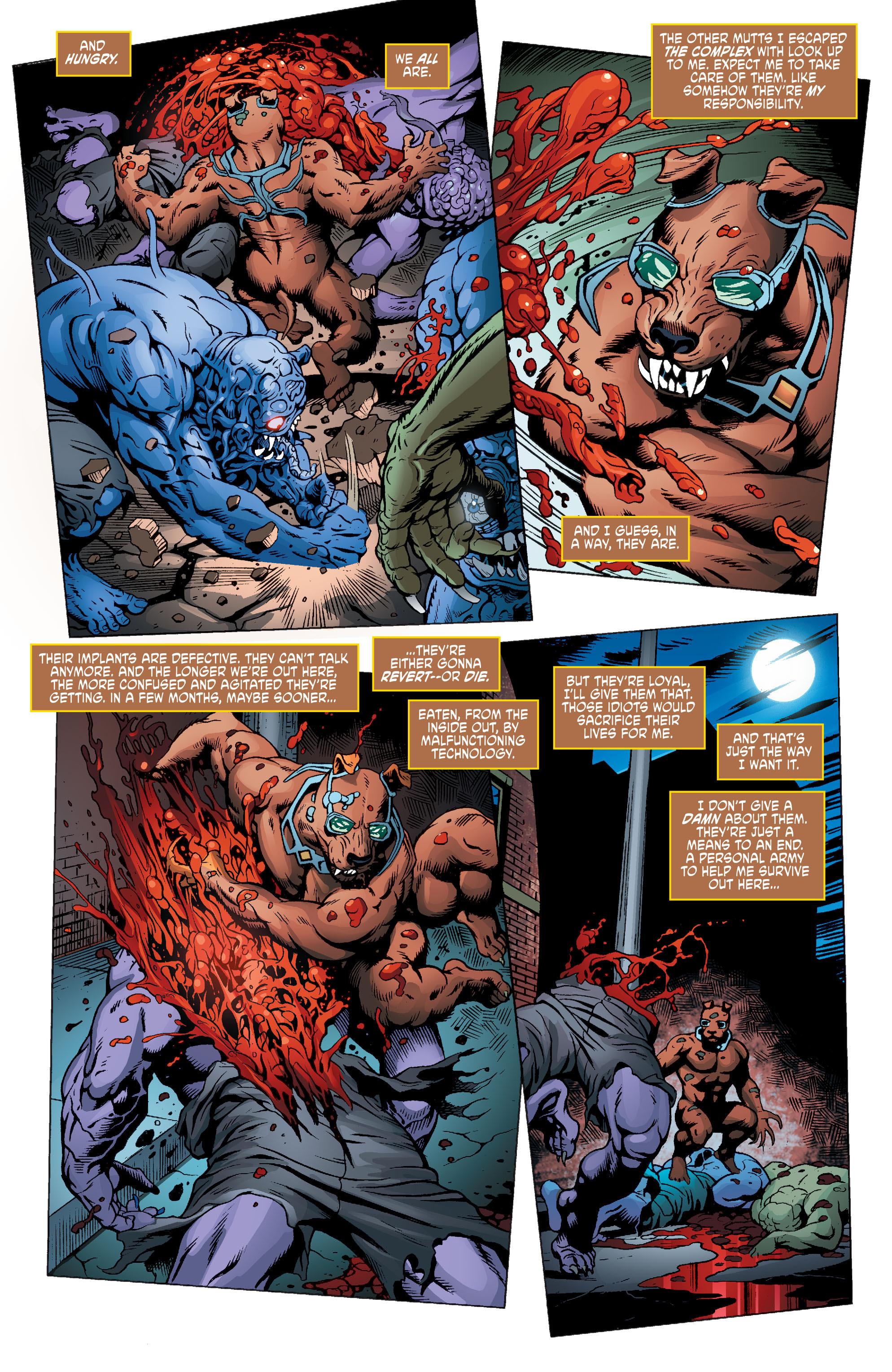 Read online Scooby Apocalypse comic -  Issue #9 - 21
