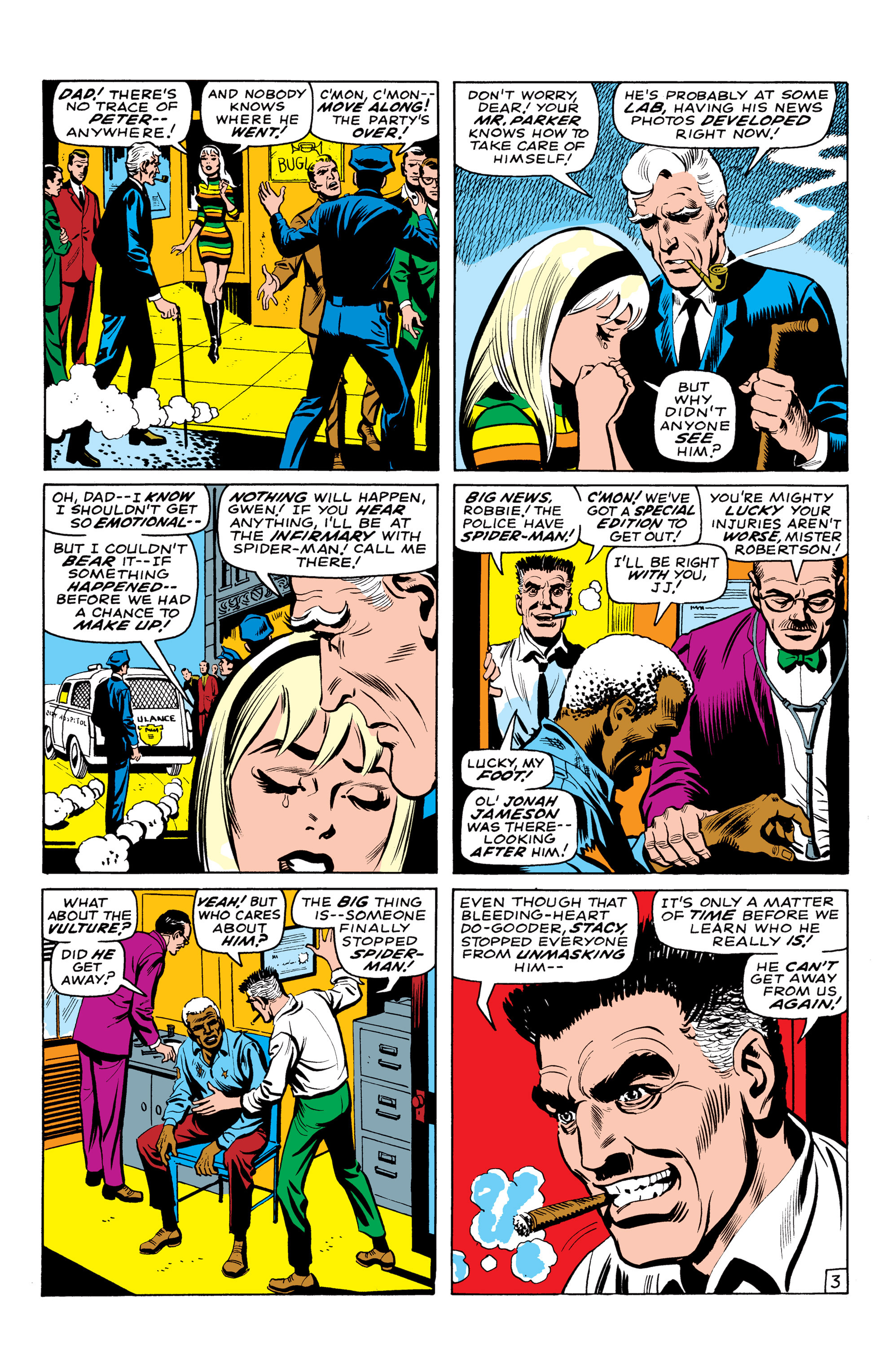 The Amazing Spider-Man (1963) 65 Page 3