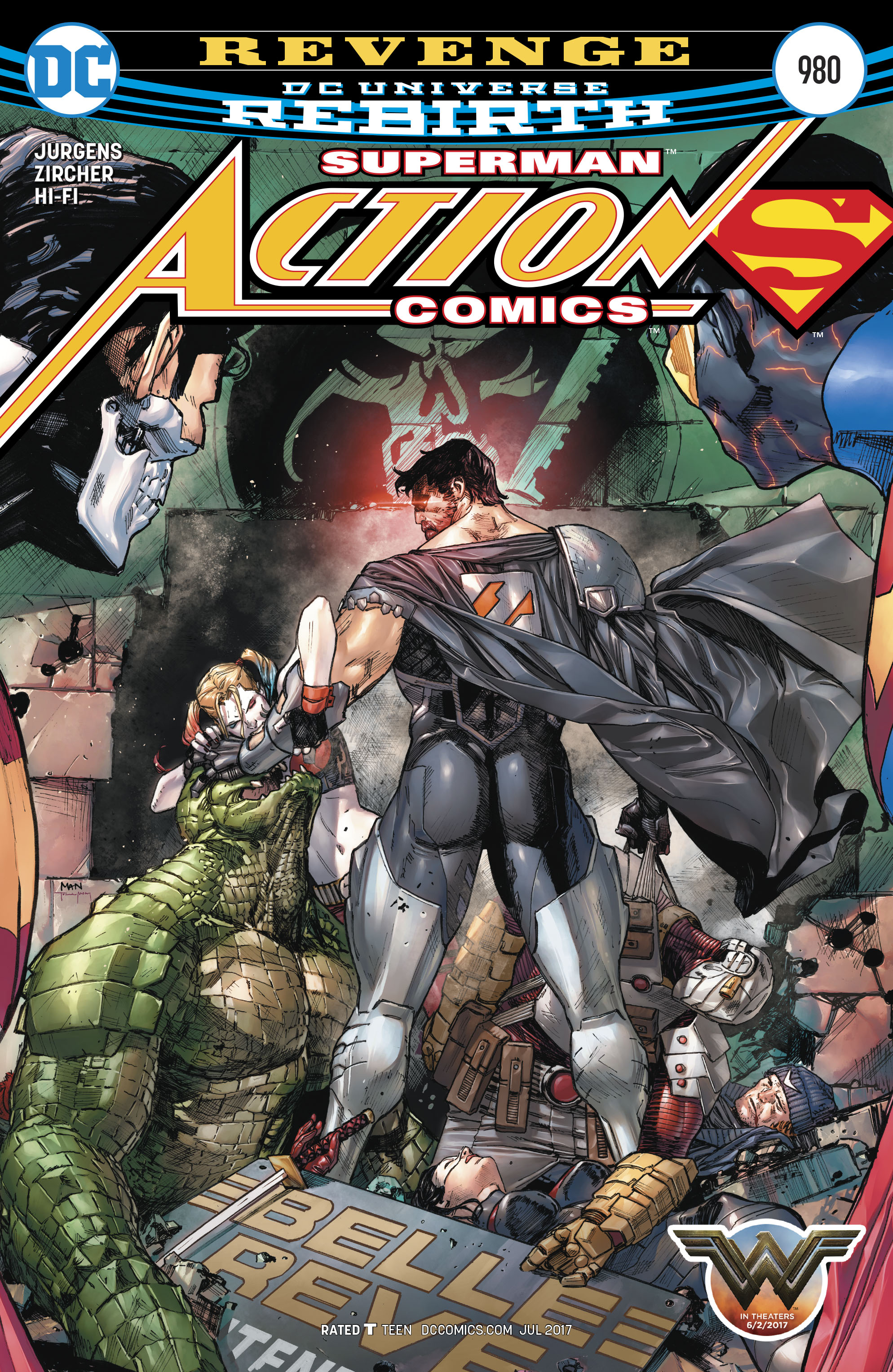 Action Comics (2016) 980 Page 1