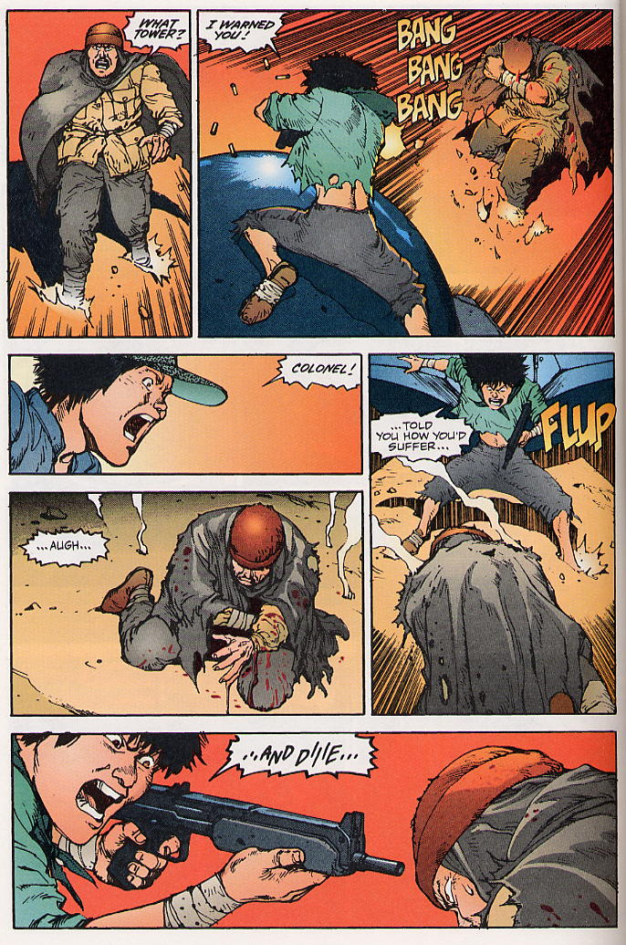 Read online Akira comic -  Issue #23 - 19