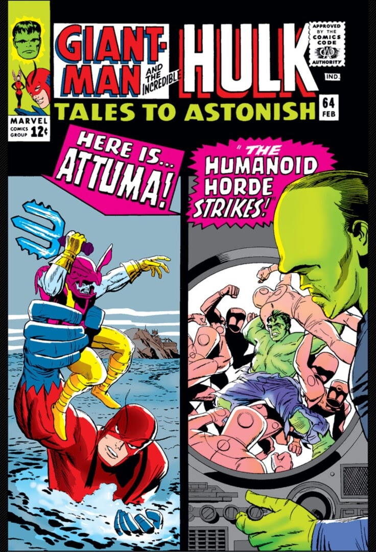Tales to Astonish (1959) 64 Page 1
