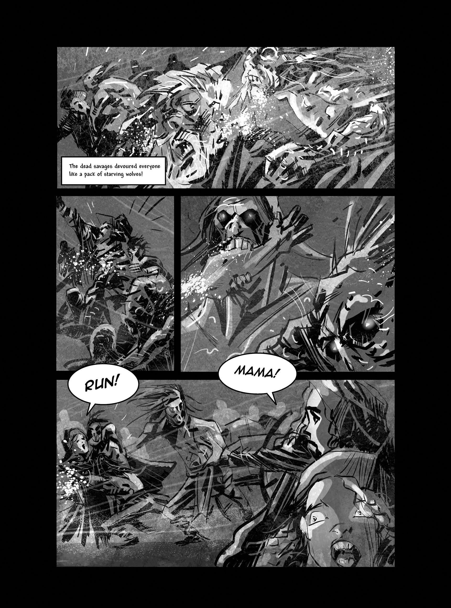 Read online FUBAR comic -  Issue #3 - 123