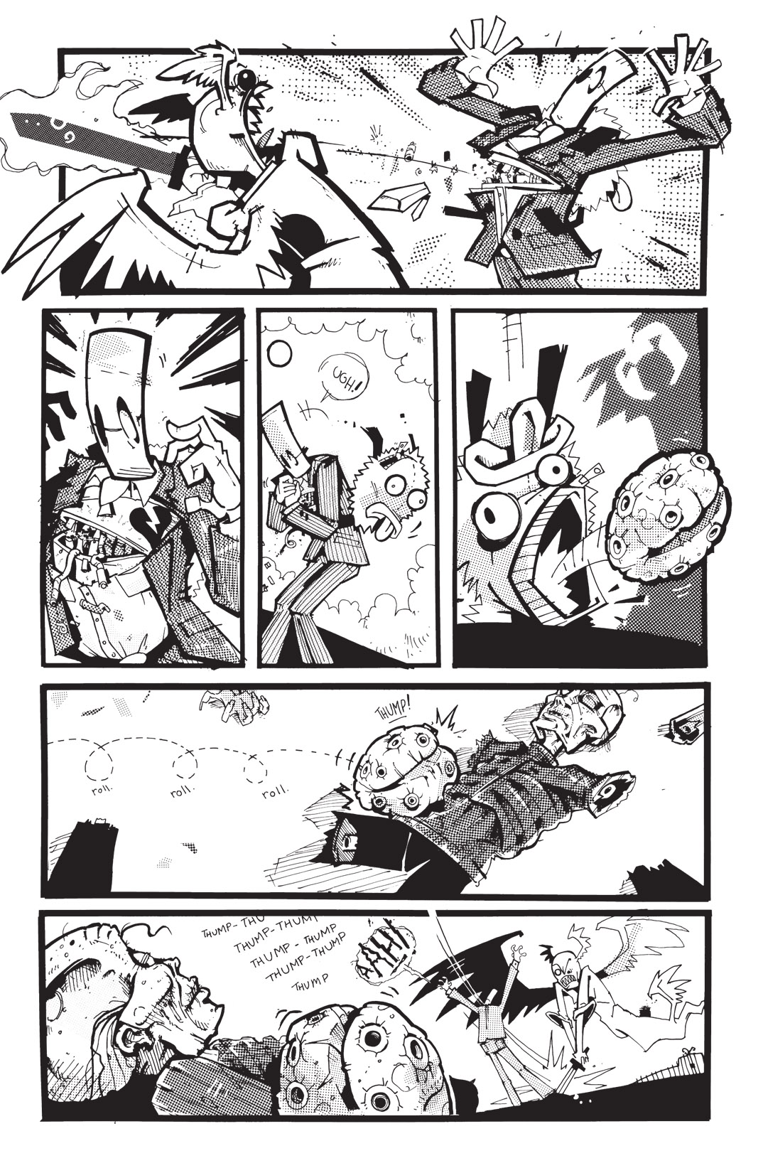 Read online Scud: The Disposable Assassin: The Whole Shebang comic -  Issue # TPB (Part 4) - 121