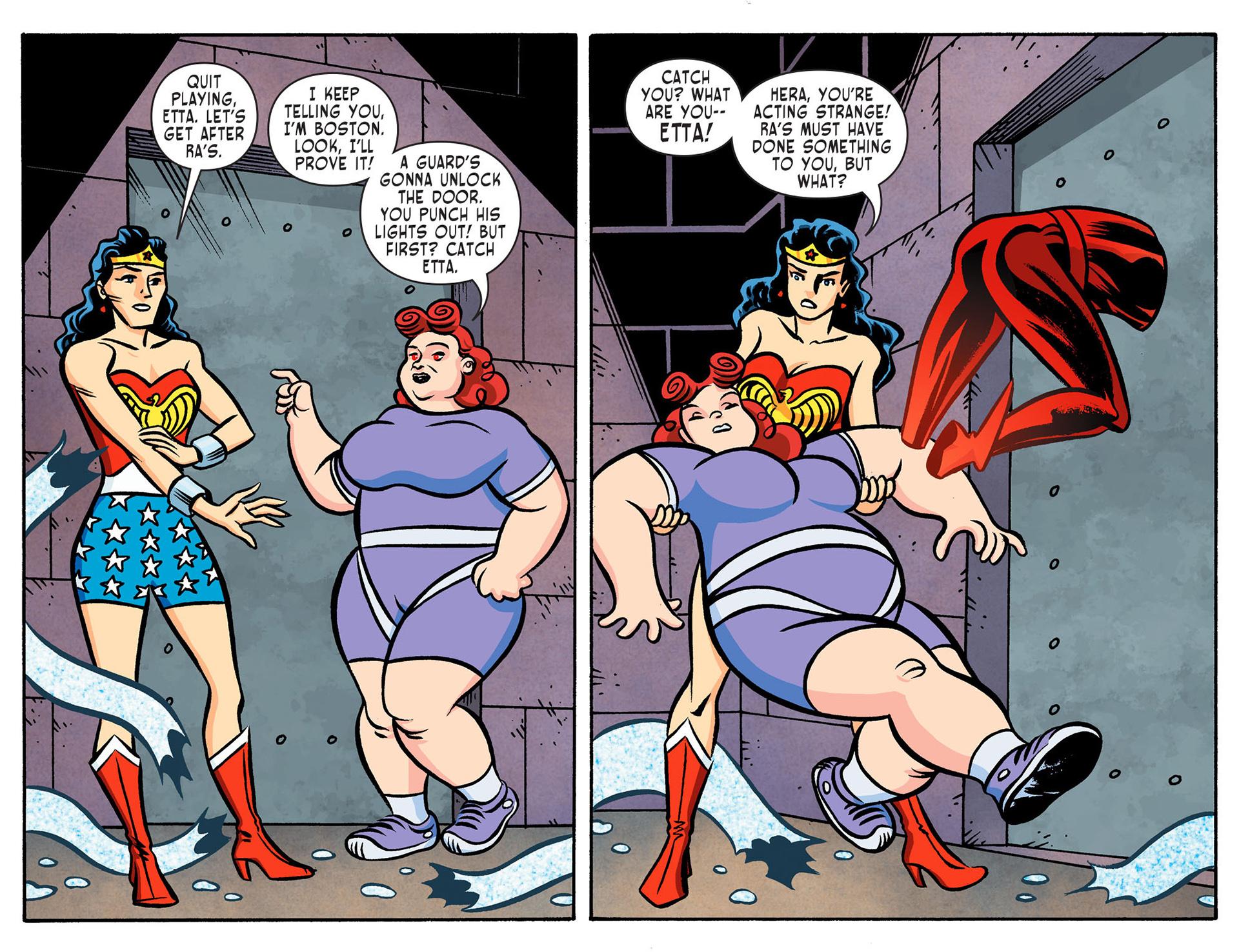 Read online Sensation Comics Featuring Wonder Woman comic -  Issue #8 - 8