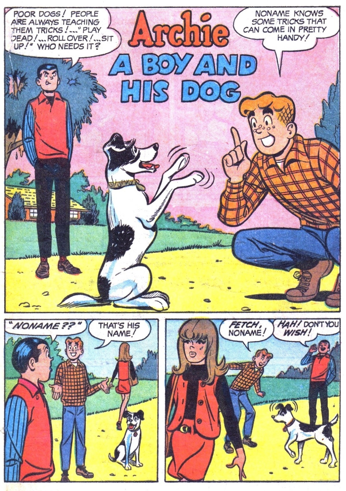 Read online Archie (1960) comic -  Issue #182 - 29