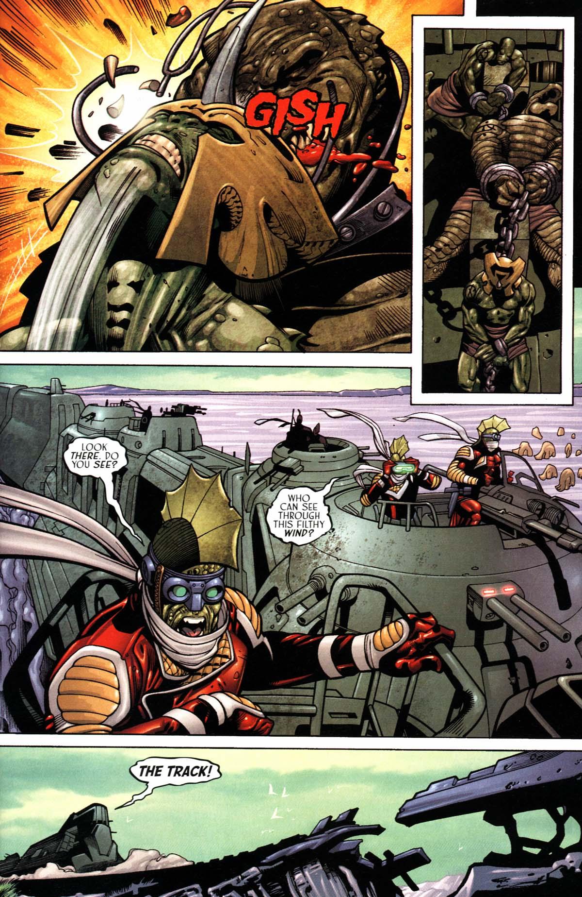 Read online Sigil (2000) comic -  Issue #24 - 12