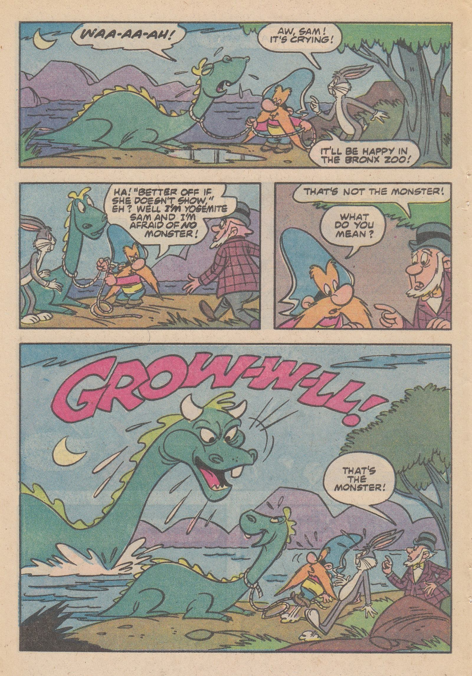 Yosemite Sam and Bugs Bunny issue 81 - Page 8