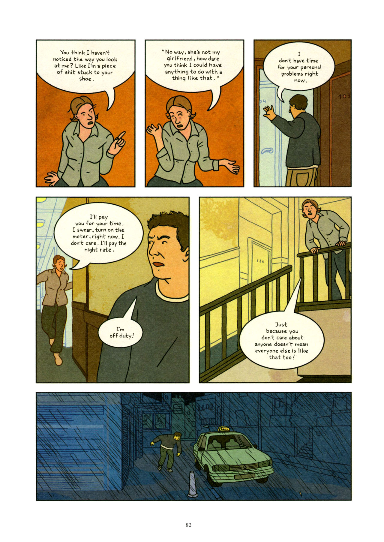 Read online Exit Wounds comic -  Issue # TPB - 83