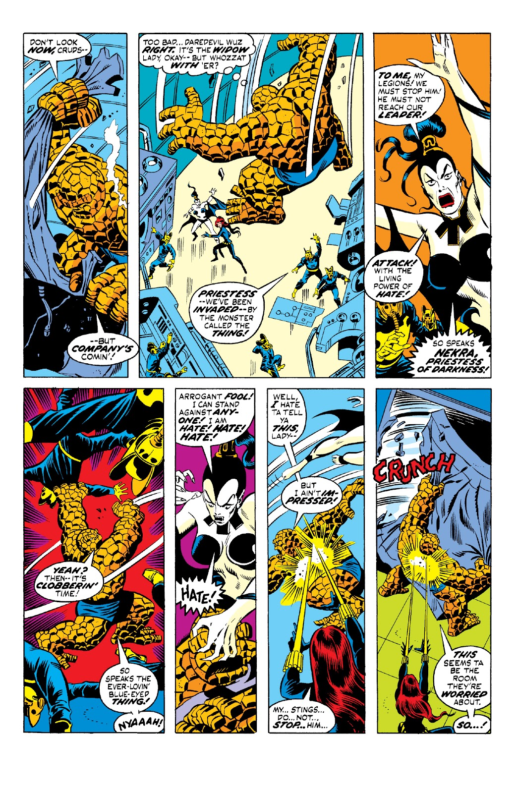 Read online Marvel Two-In-One Epic Collection: Cry Monster comic -  Issue # TPB (Part 2) - 1