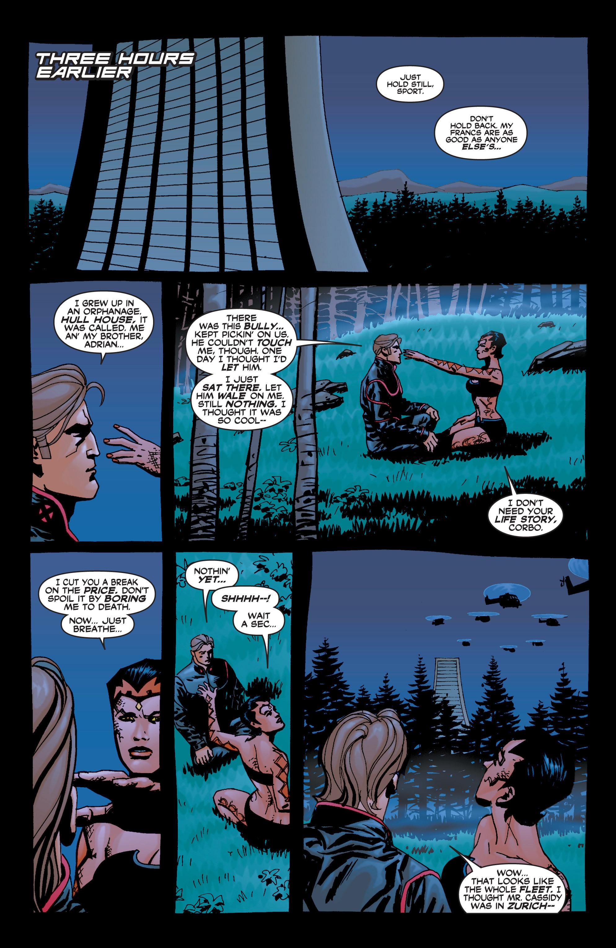 Read online Uncanny X-Men (1963) comic -  Issue #405 - 6