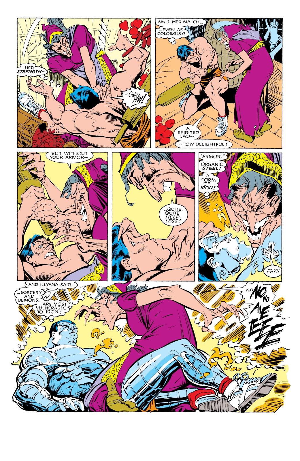 Uncanny X-Men (1963) issue 231 - Page 19