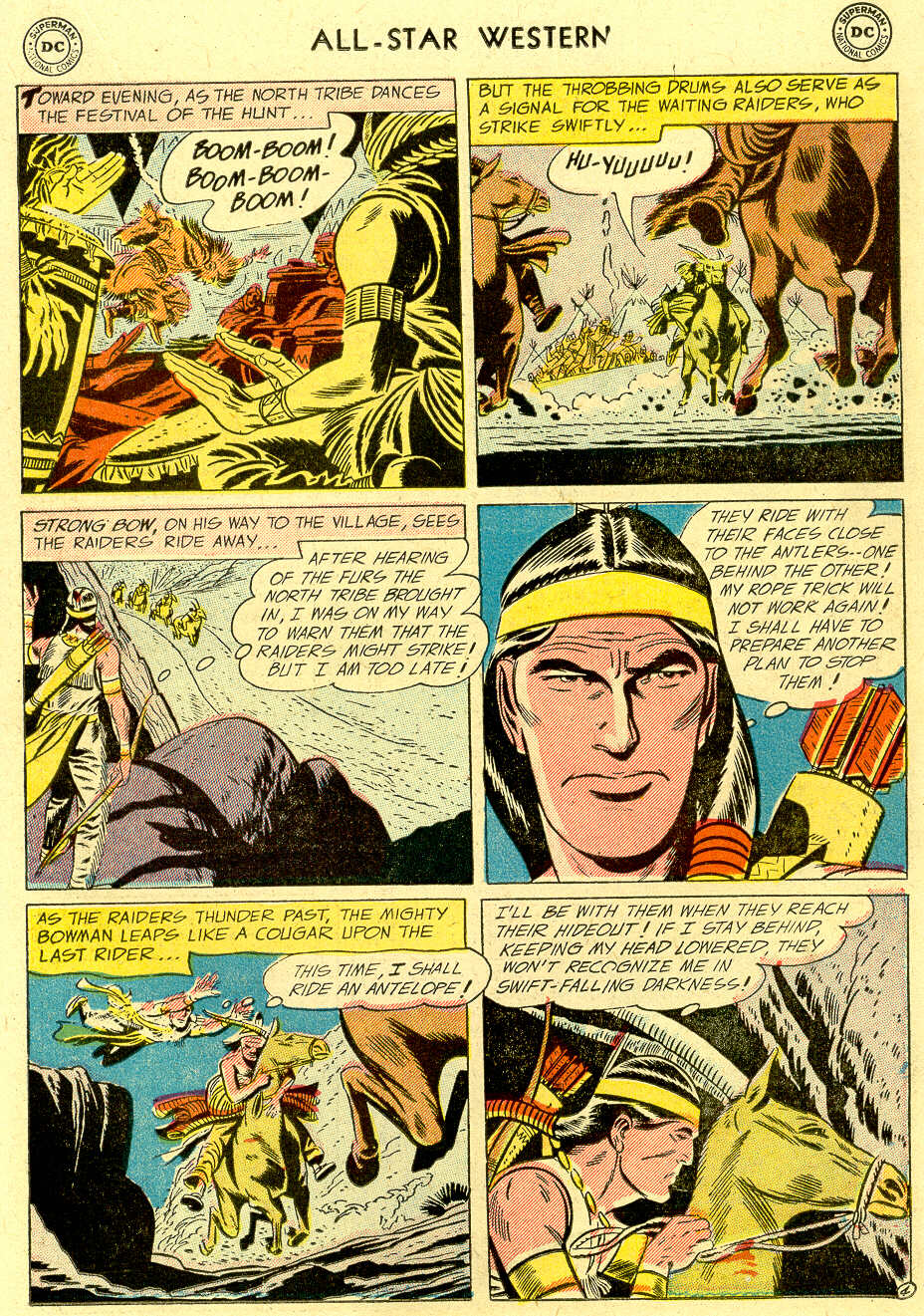 Read online All-Star Western (1951) comic -  Issue #83 - 15