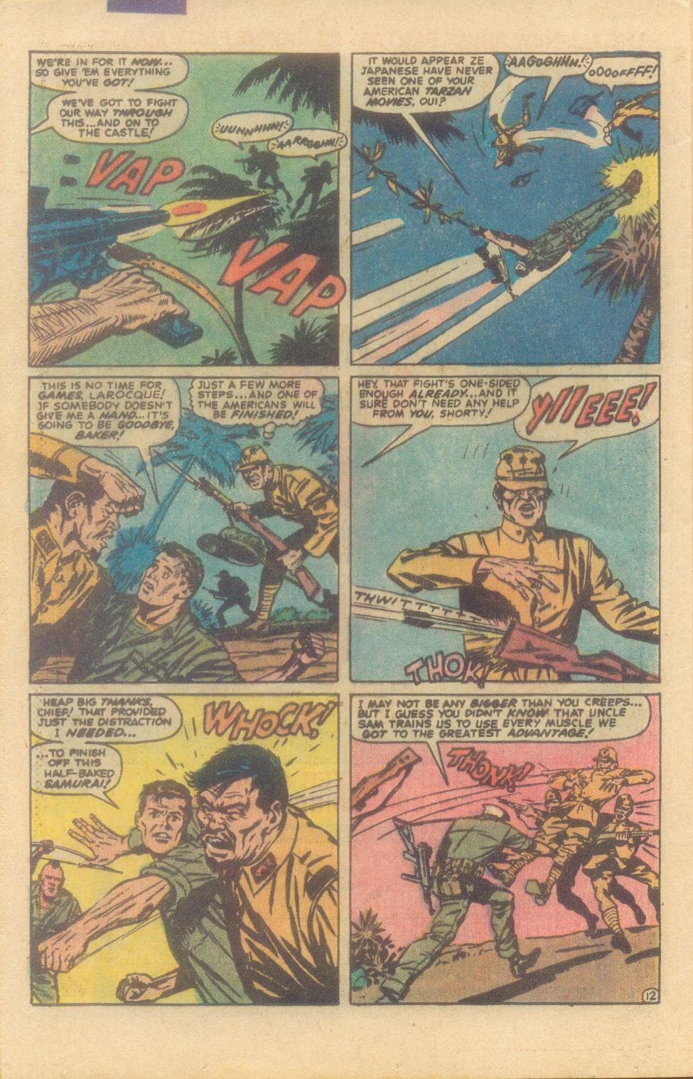 Read online Sgt. Fury comic -  Issue #160 - 24