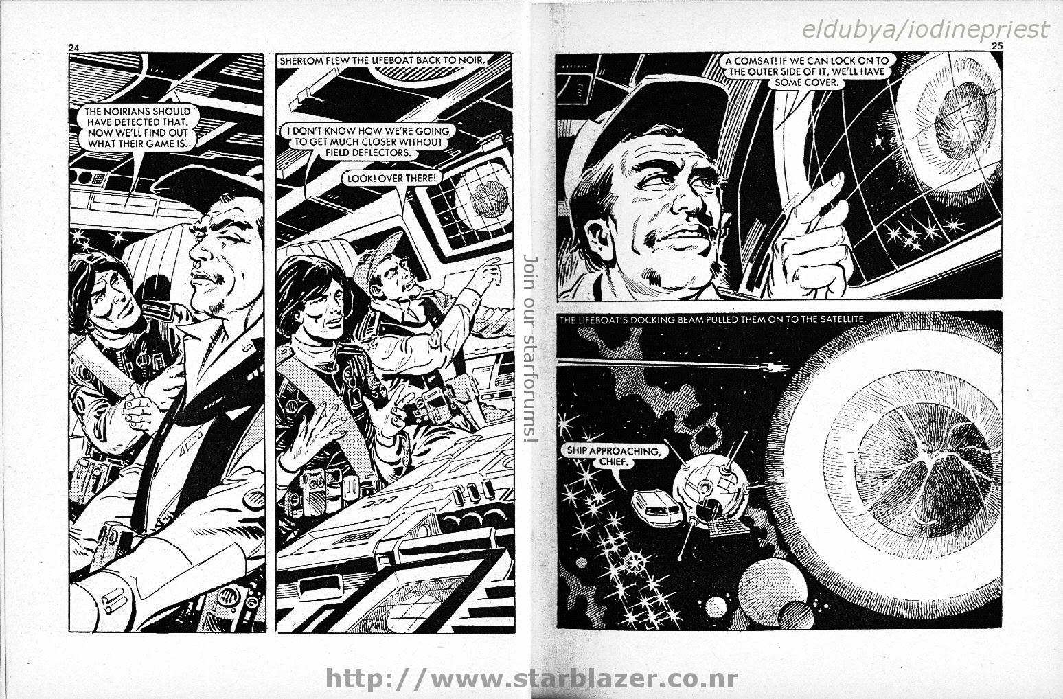 Starblazer issue 97 - Page 14