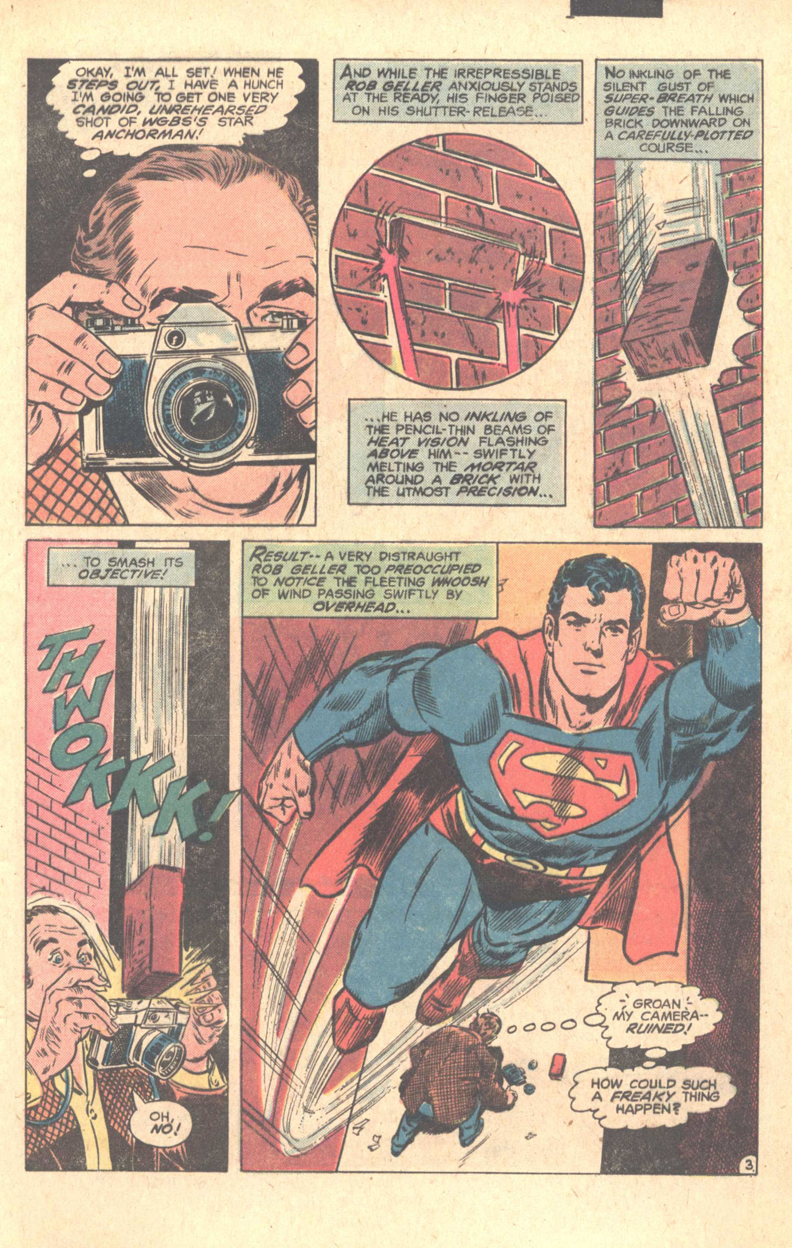 Read online Action Comics (1938) comic -  Issue #502 - 5