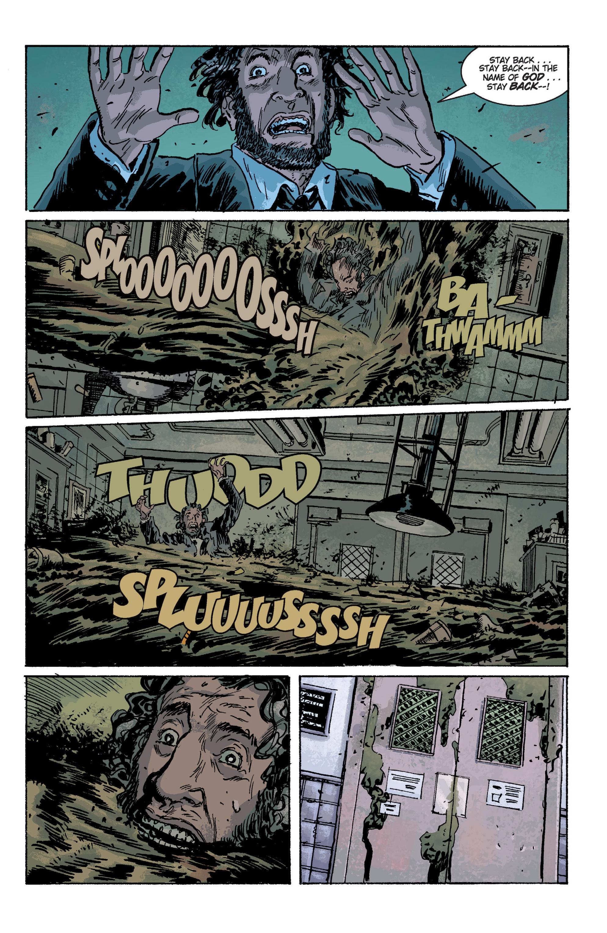 Read online B.P.R.D. (2003) comic -  Issue # TPB 2 - 45