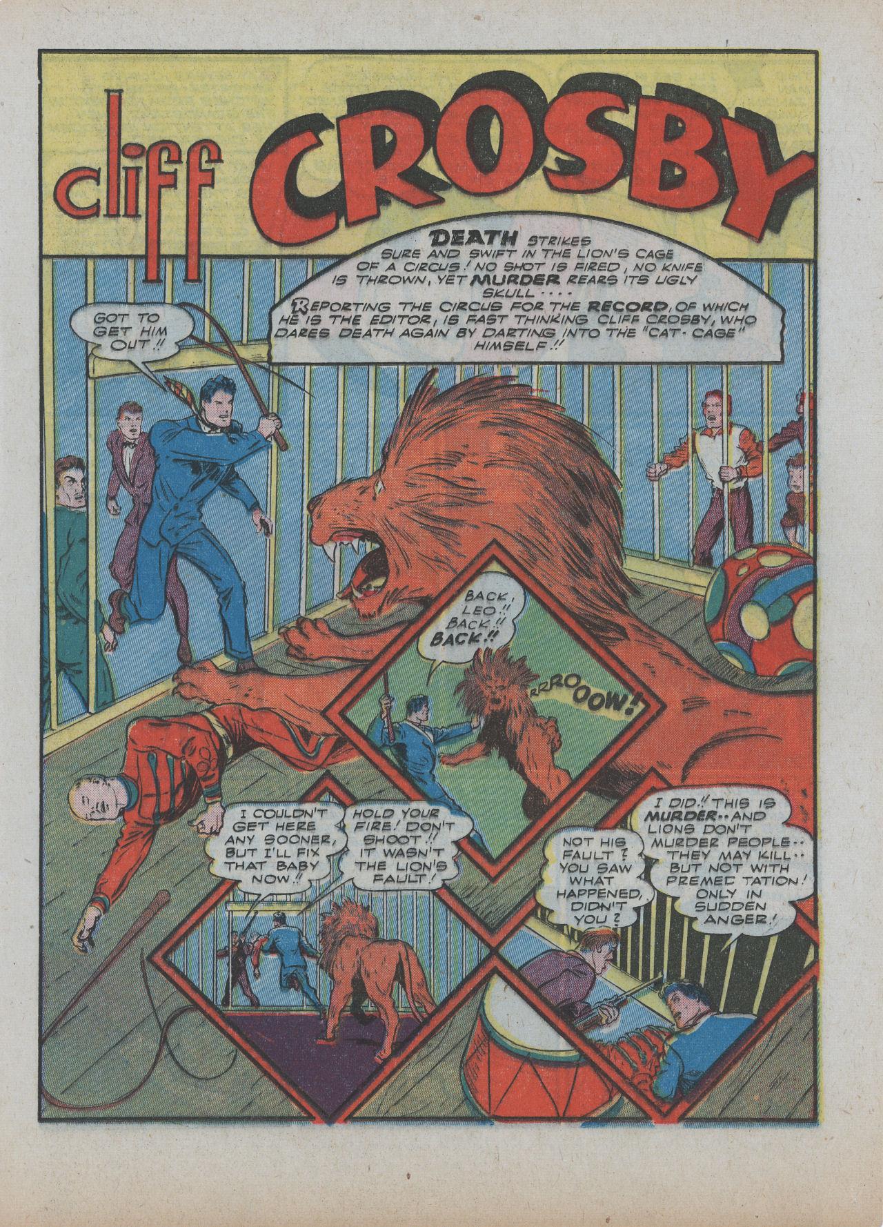 Read online Detective Comics (1937) comic -  Issue #63 - 23